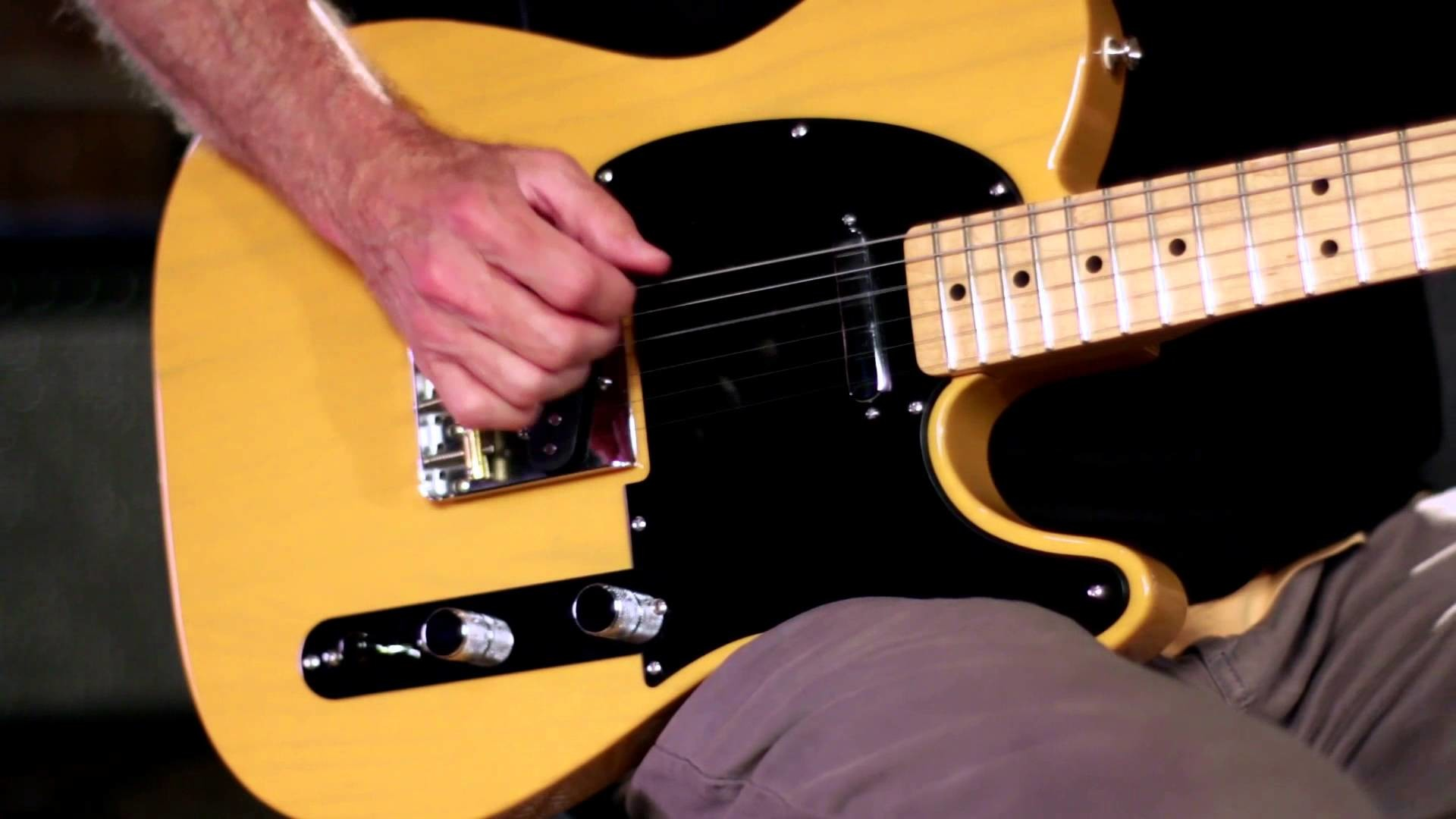 Product Spotlight – Fender FSR Standard Ash Telecaster Butterscotch Blonde  Electric Guitar – YouTube