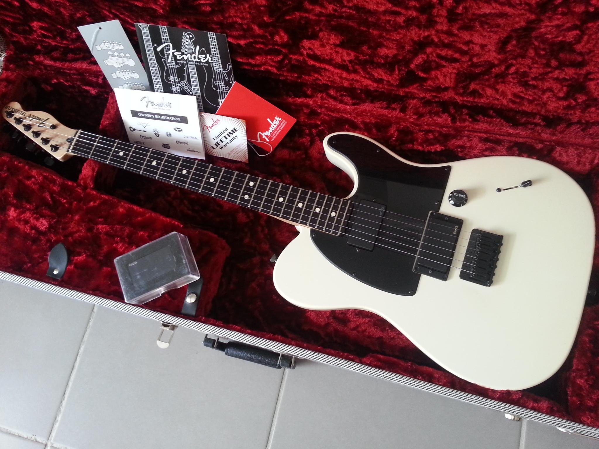 Fender Jim Root Telecaster image (#658120) – Audiofanzine