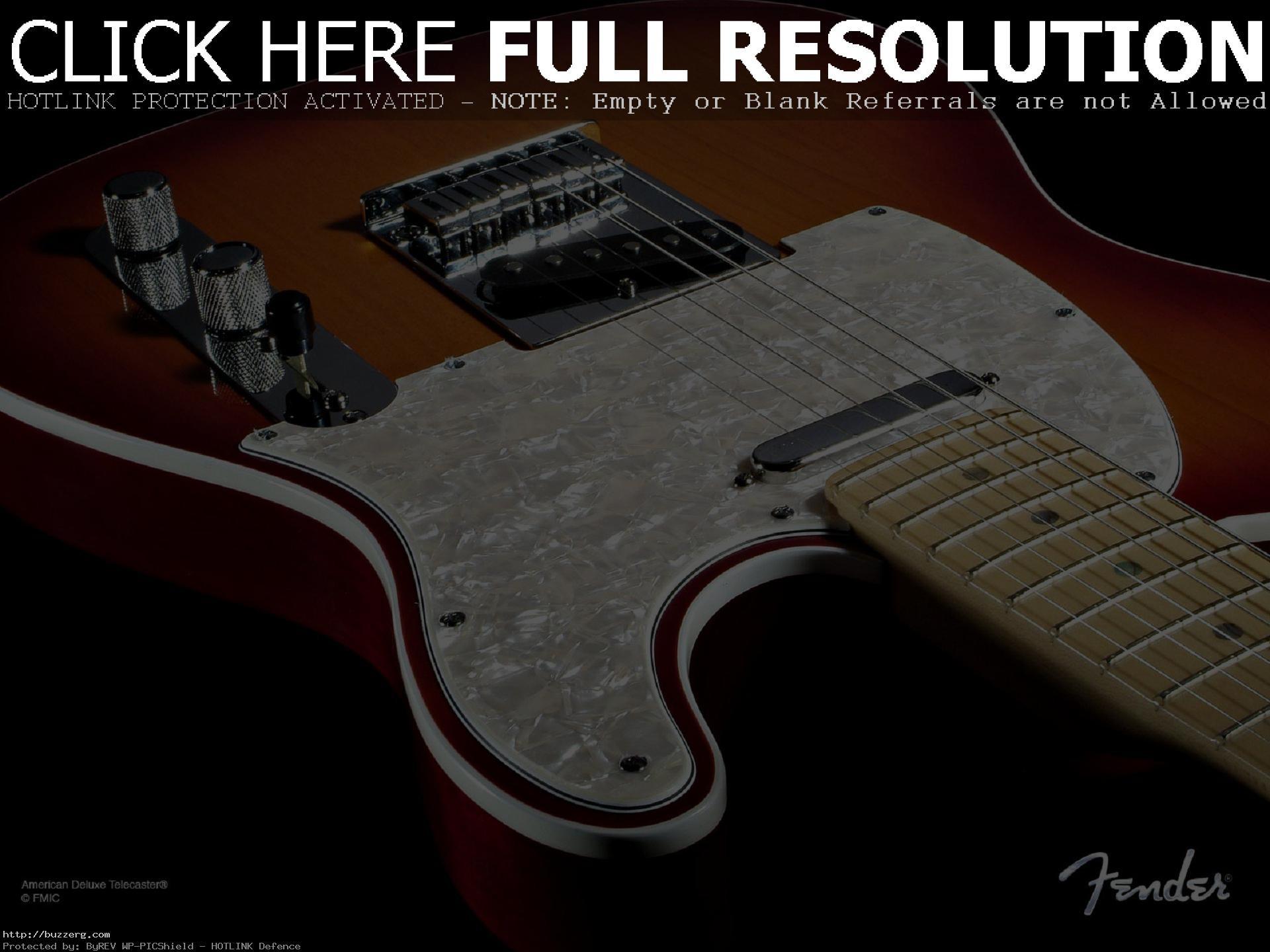 Fender Guitar Music String (id: 115585)