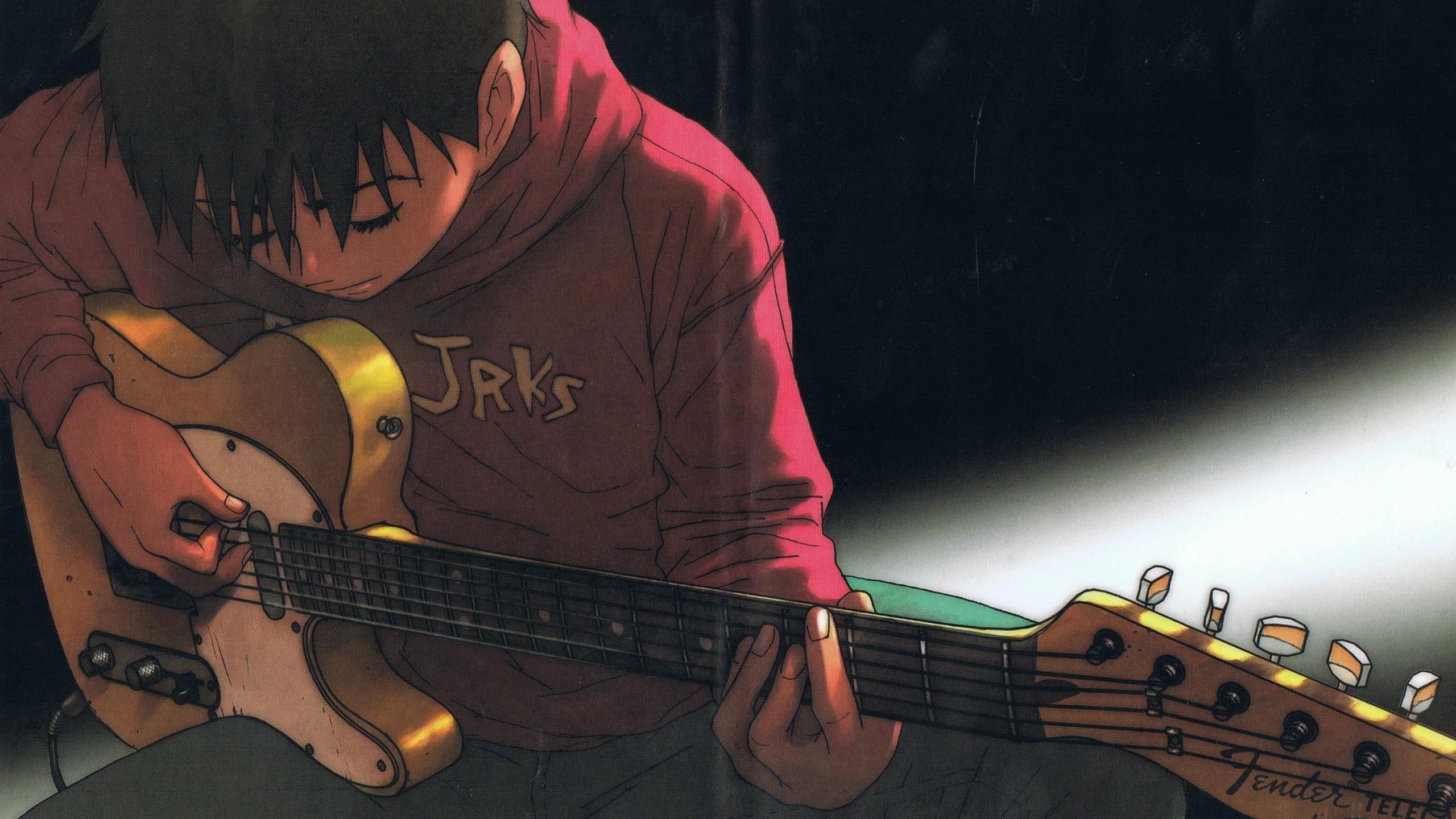 Guitar, Pleasure, Fender, Tanaka Yukio, Beck, Telecaster, Mongolian Chop  Squad