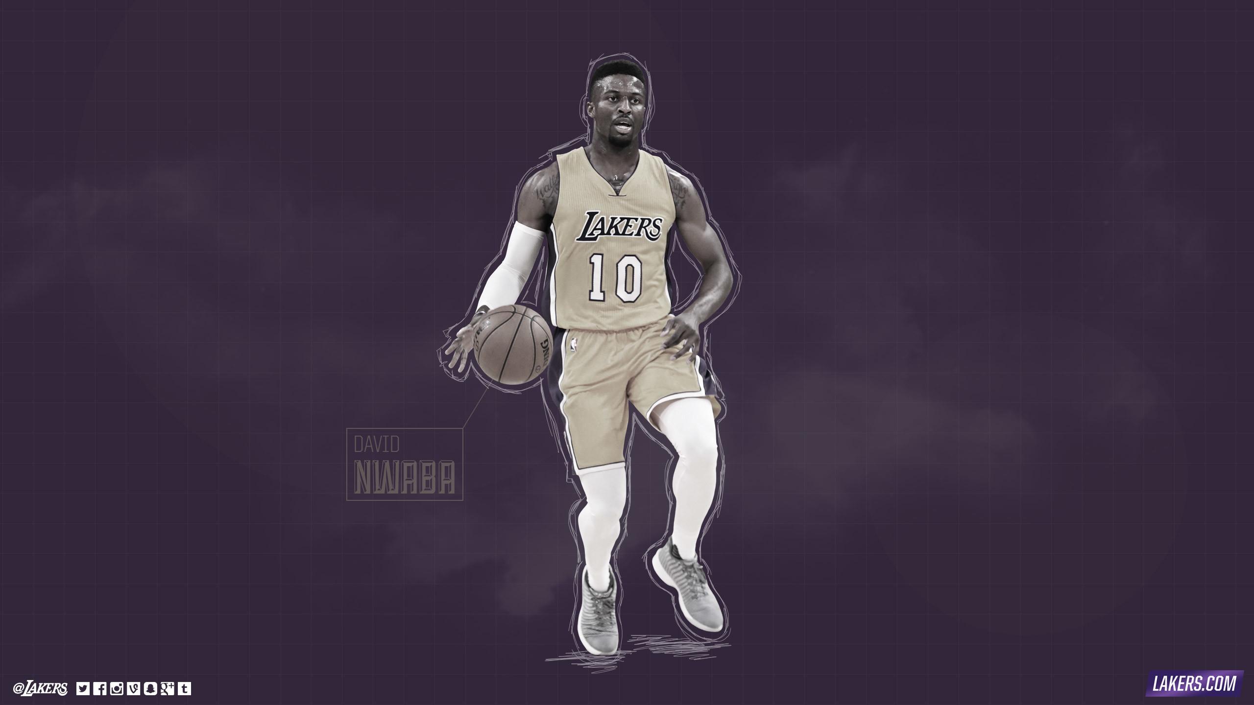 David Nwaba Player Wallpaper. David Nwaba