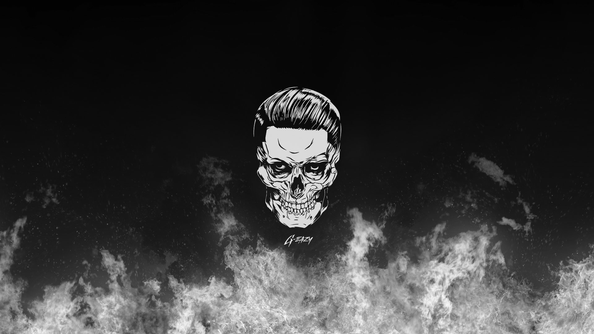 eazy Skull, HQ Backgrounds | HD wallpapers Gallery | Gallsource.com