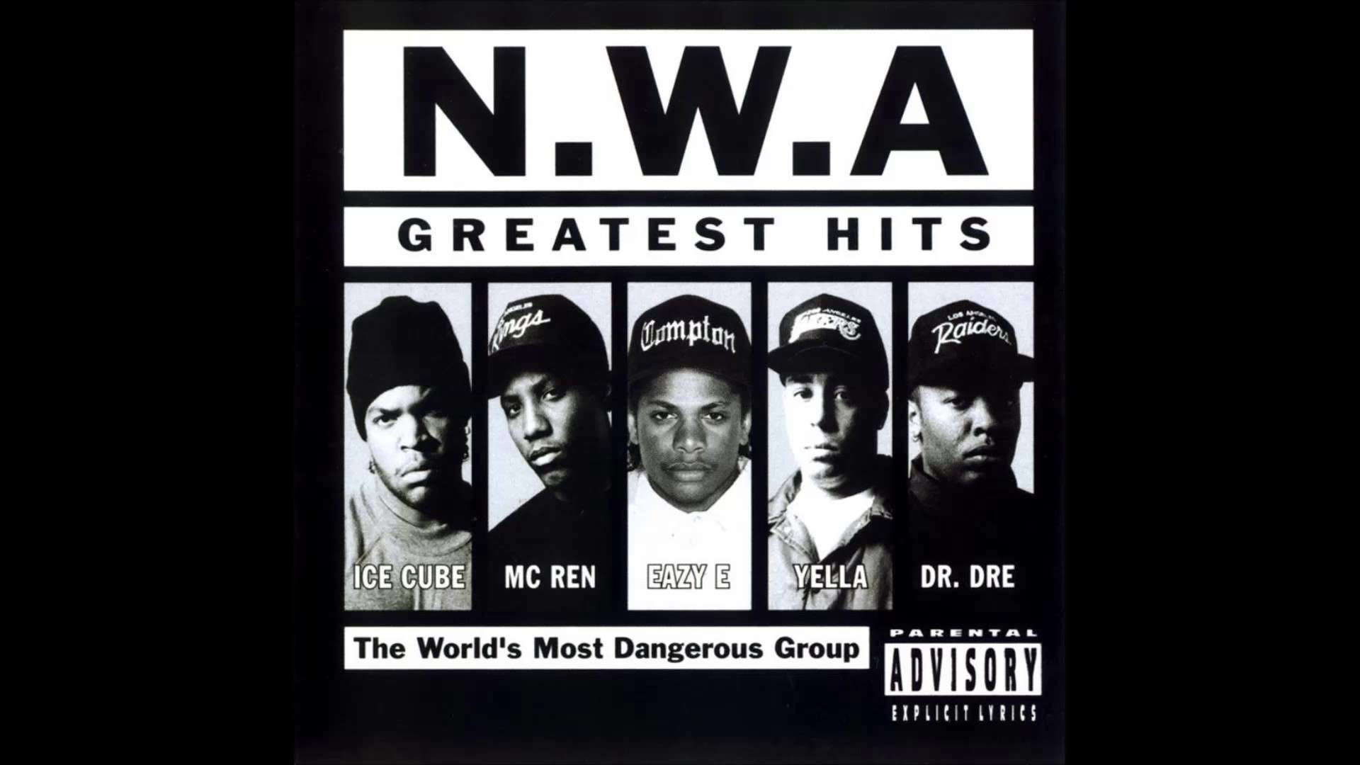 N.W.A – Greatest Hits full eazy-e ice cube dre