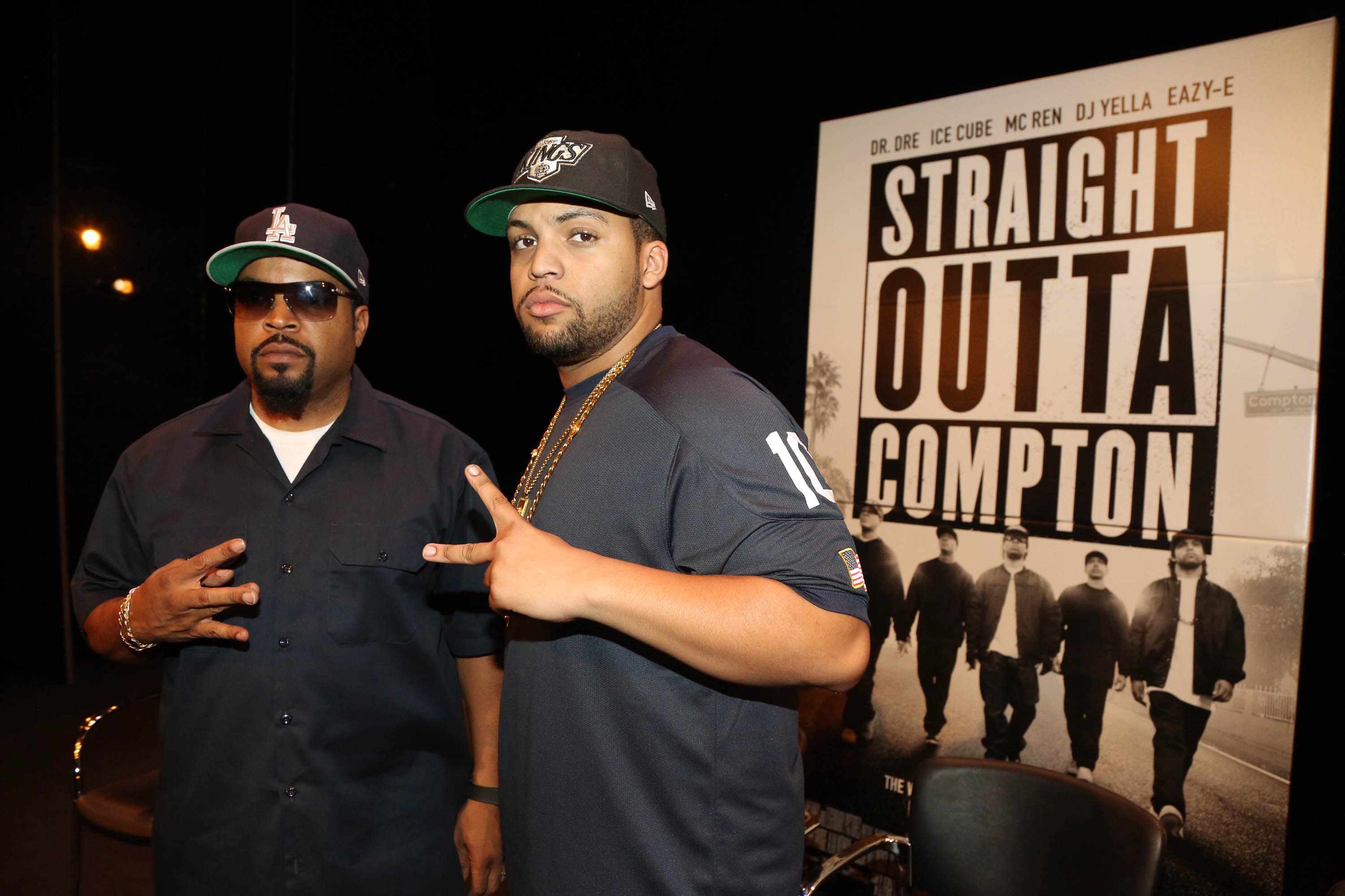 There Were Different 'Straight Outta Compton' Trailers By Race | Fortune.com