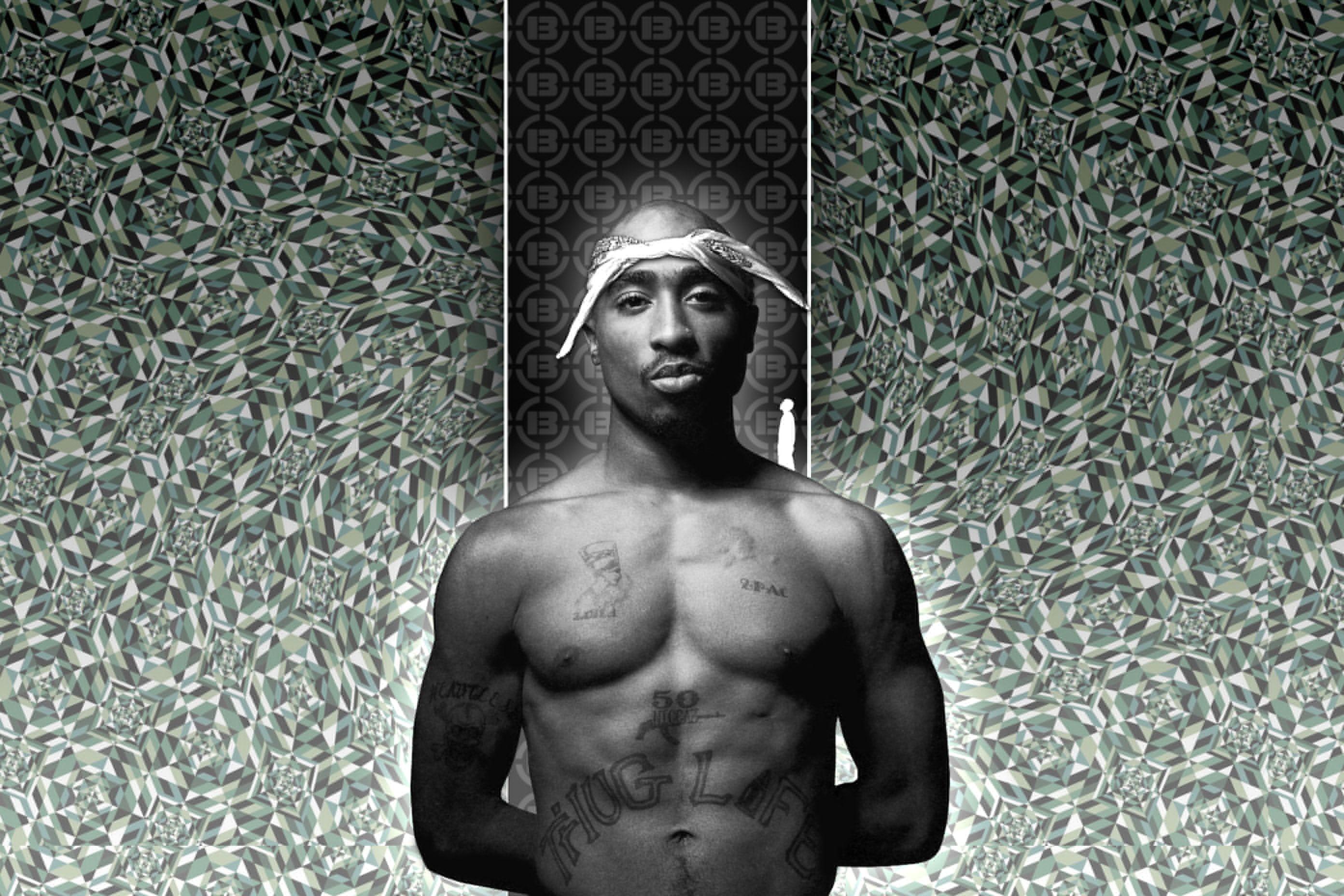 TUPAC gangsta rapper rap hip hop et wallpaper