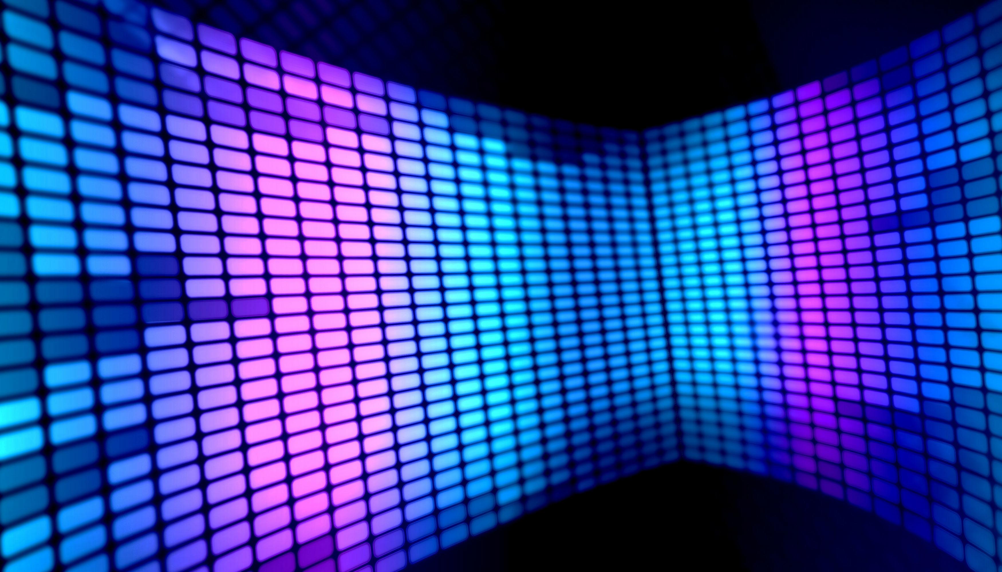 Club Lights Wallpaper