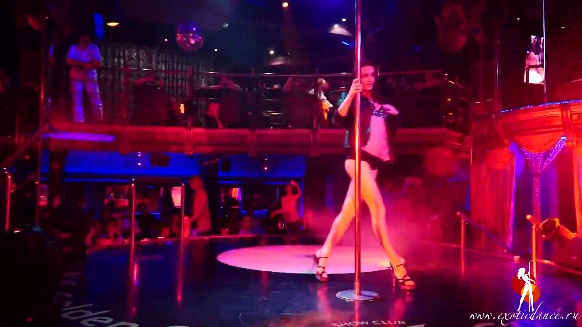 Pole Dance – Violetta Yablokova – Exotic Dance Studio – In Club –  Goldcheaper – YouTube