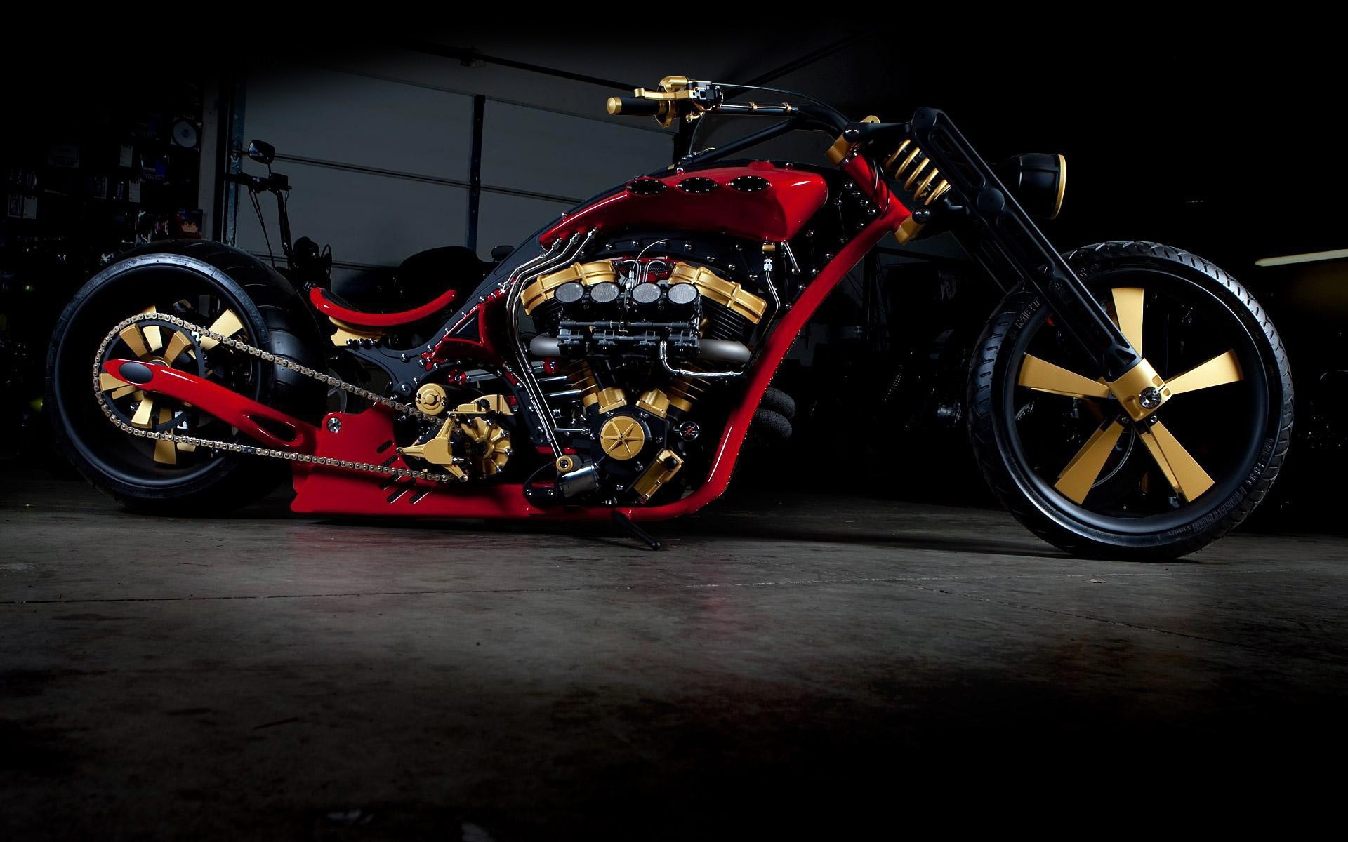 Harley-Davidson Motorcycles Choppers | chopper motorcycles wallpapers  1920×1200