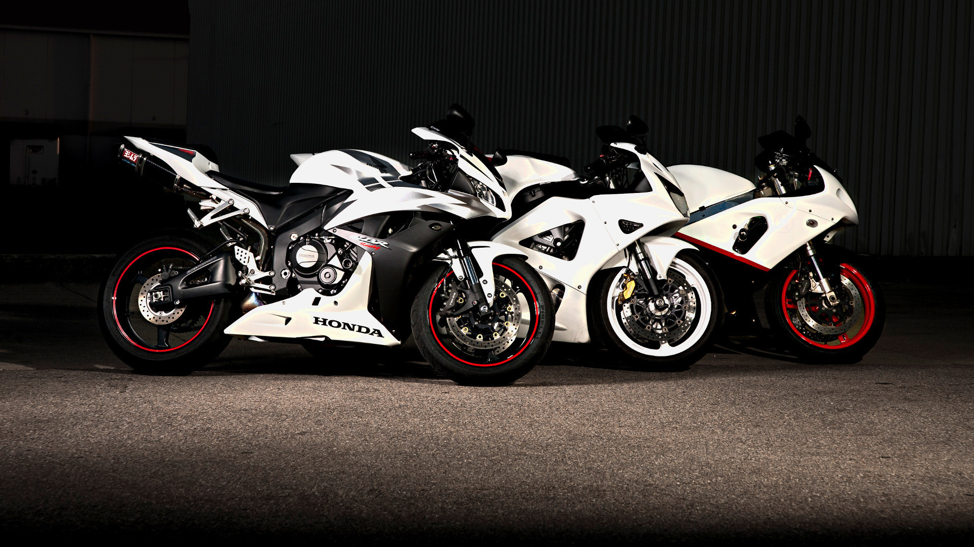 Honda Bikes HD Wallpapers Free Downloads