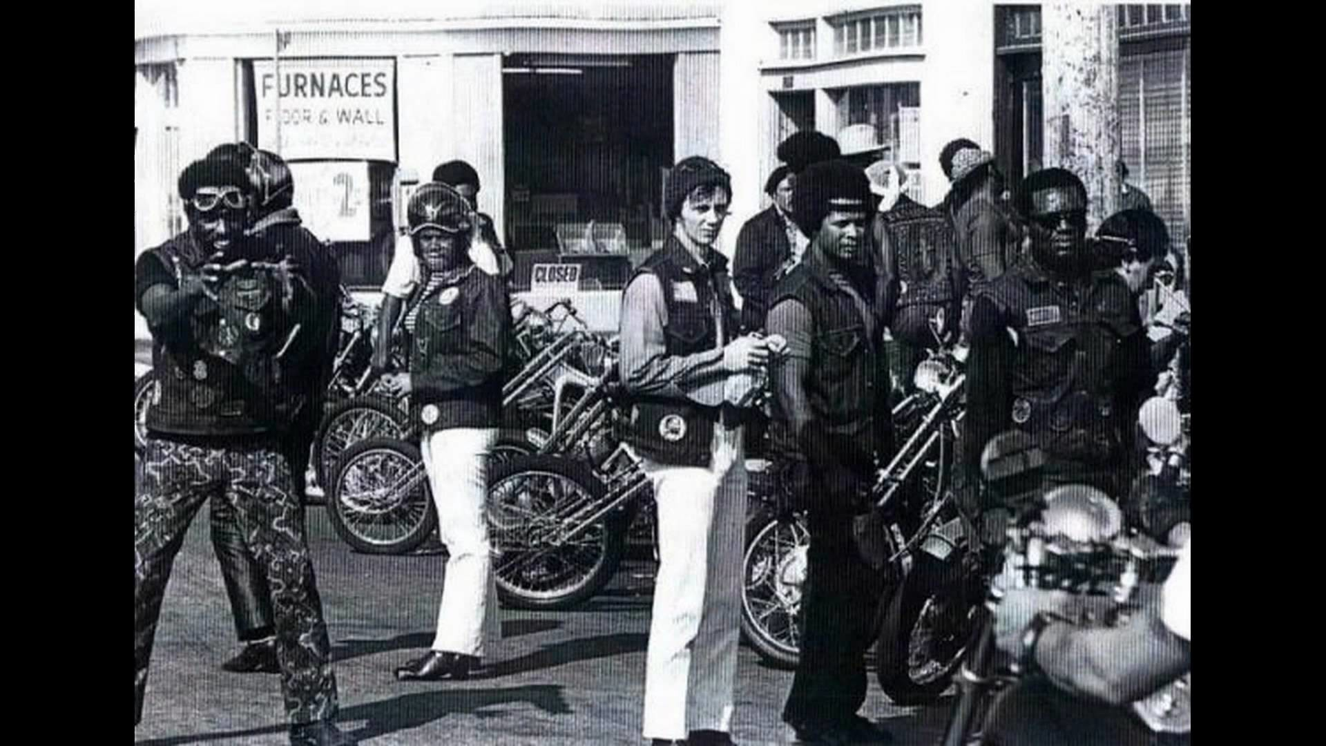 Who Paid the Price for Black Bikers of today, to Live To Ride? – YouTube