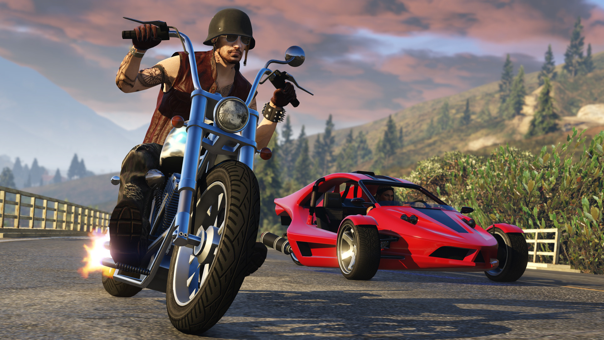 GTA Online: Bikers Update – Two New Vehicles and Sixth Purchasable Property  Now Available