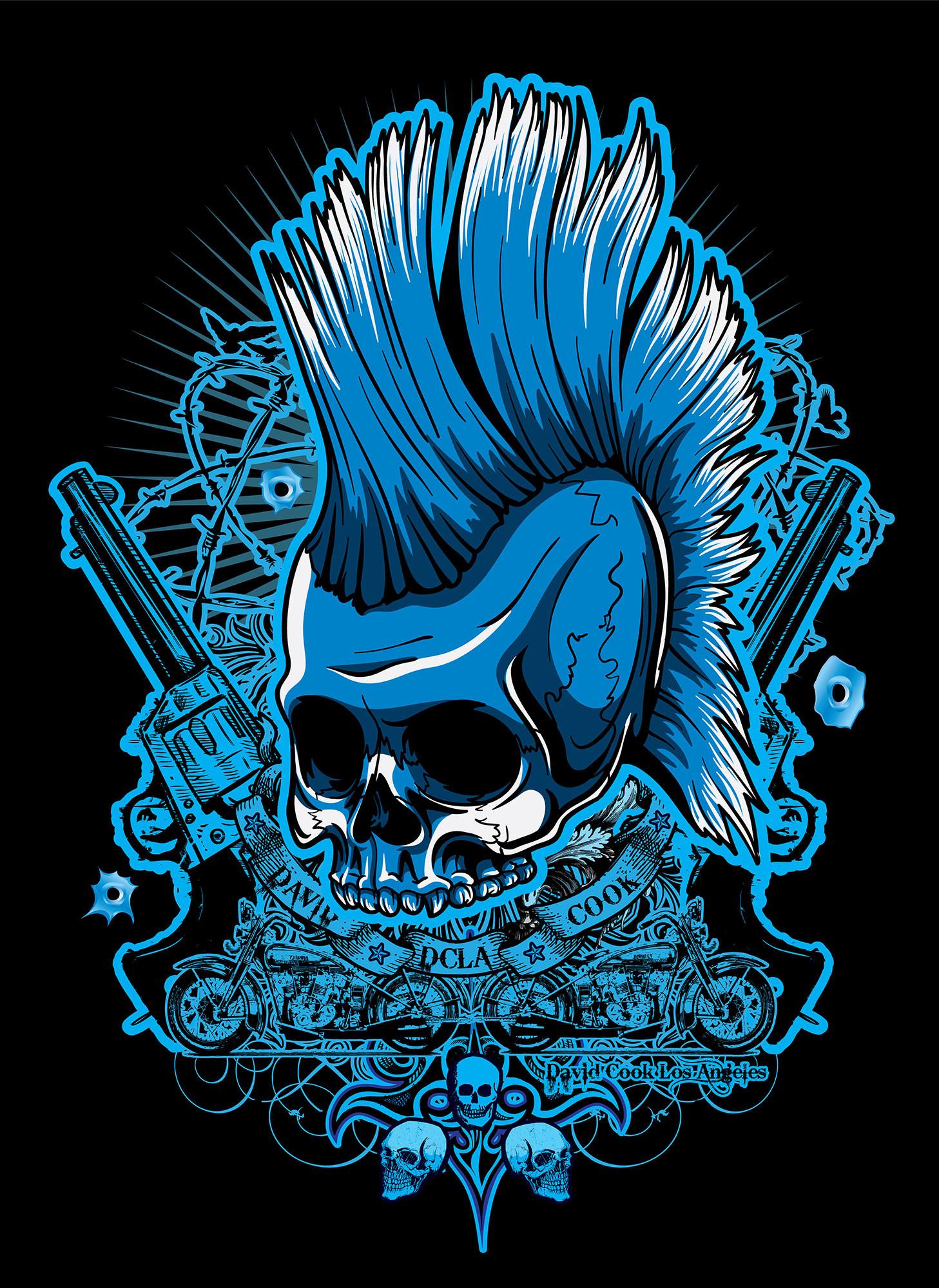 Outlaw Skull Wallpaper Outlaw Skull Wallpaper Outlaw