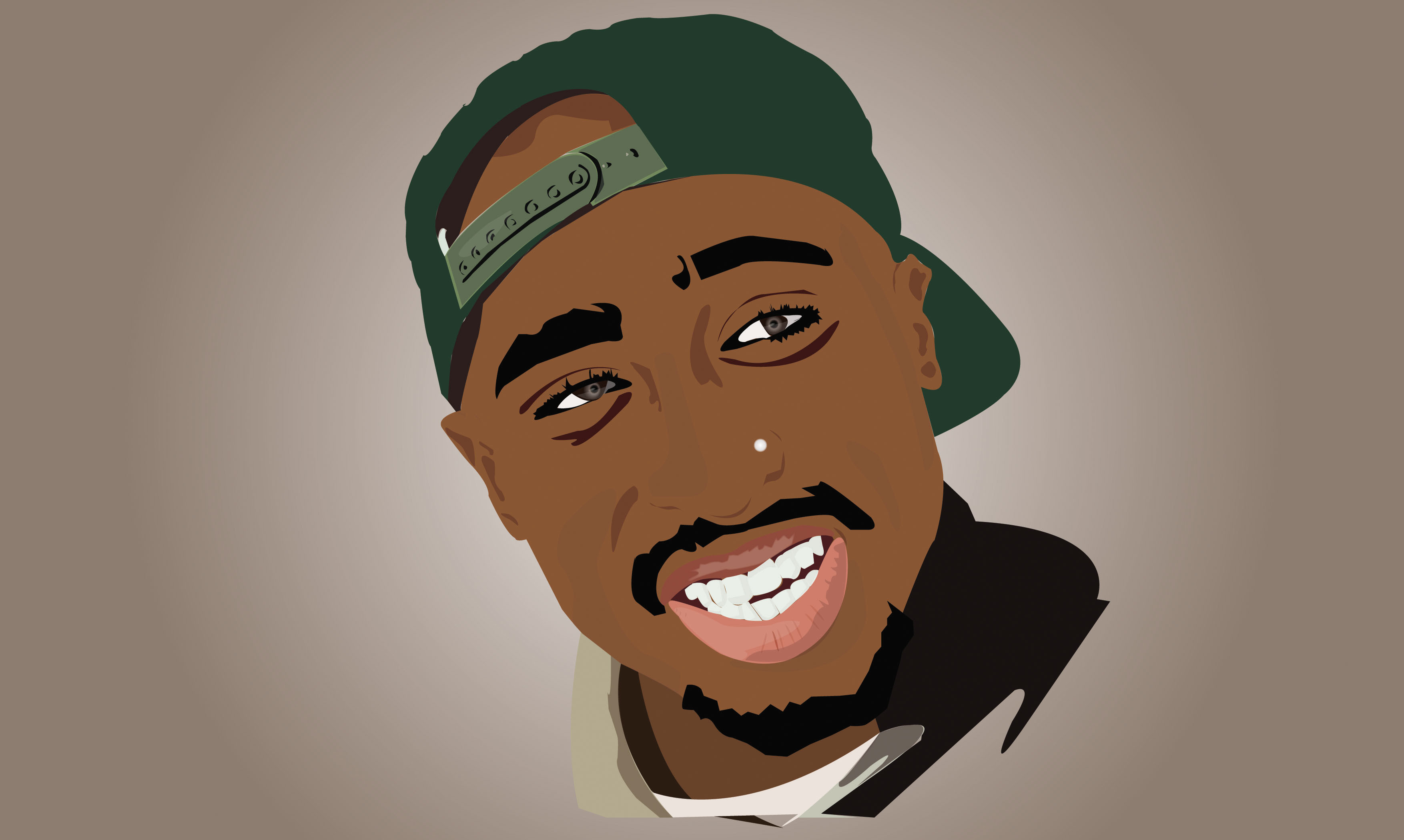 Tupac-Rap-Gangsta-Background