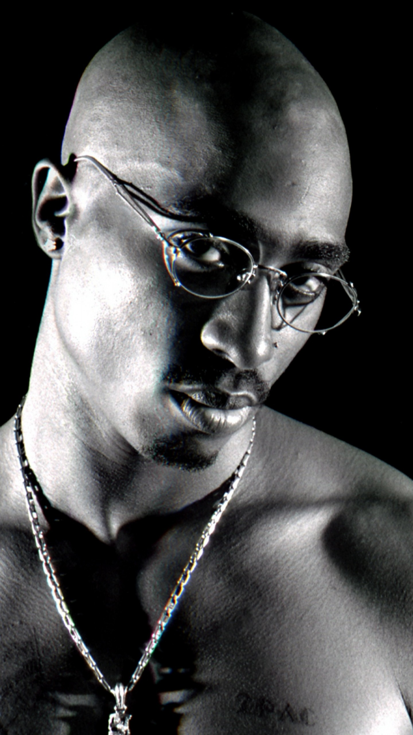 Preview wallpaper tupac, 2pac, rapper 1440×2560