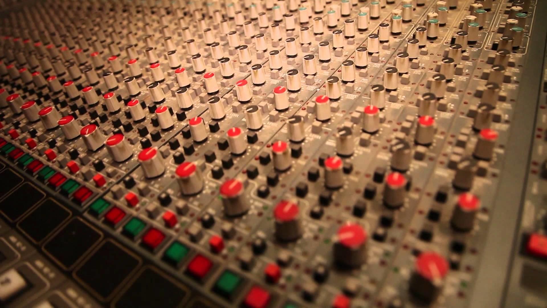 Music Studio 5 – Free Footage – Full HD 1080p