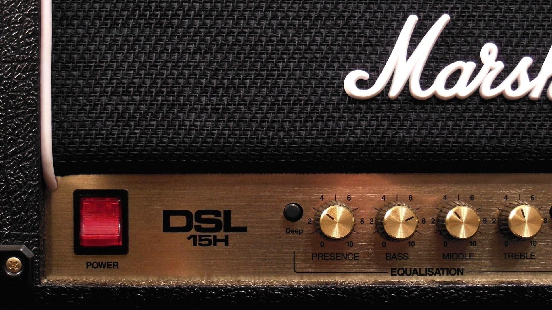 Marshall DSL 15H Quick Testing