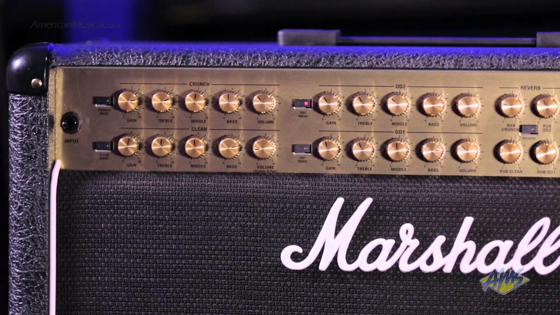 41 Marshall Amp