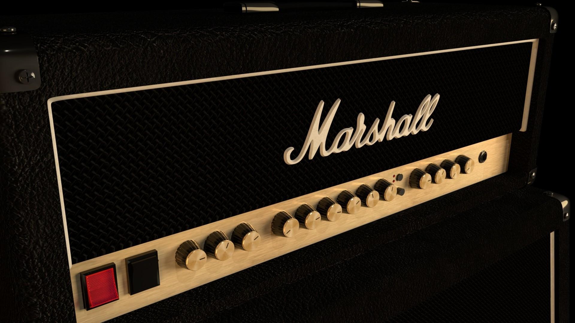 Amplifier head model