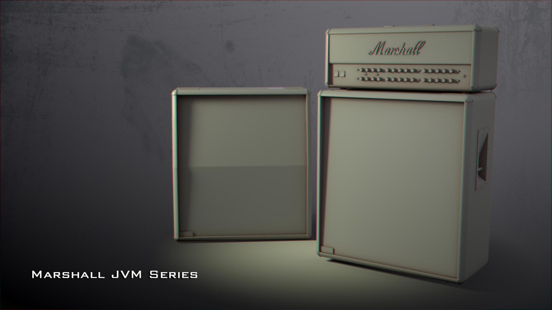 Marshall Amp. Advertisements