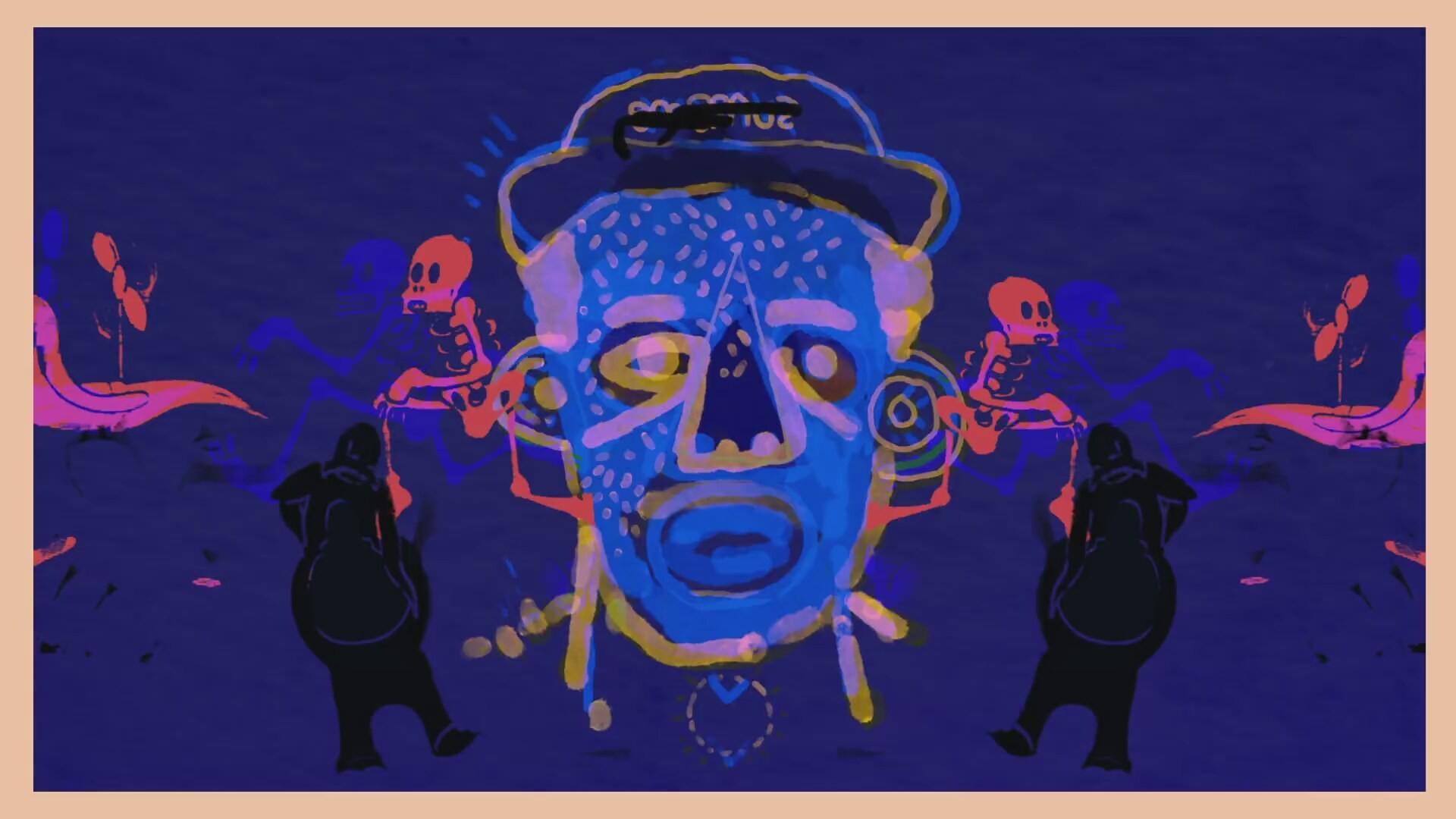 Samiyam – Earl Sweatshirt – Mirror (Official Video)