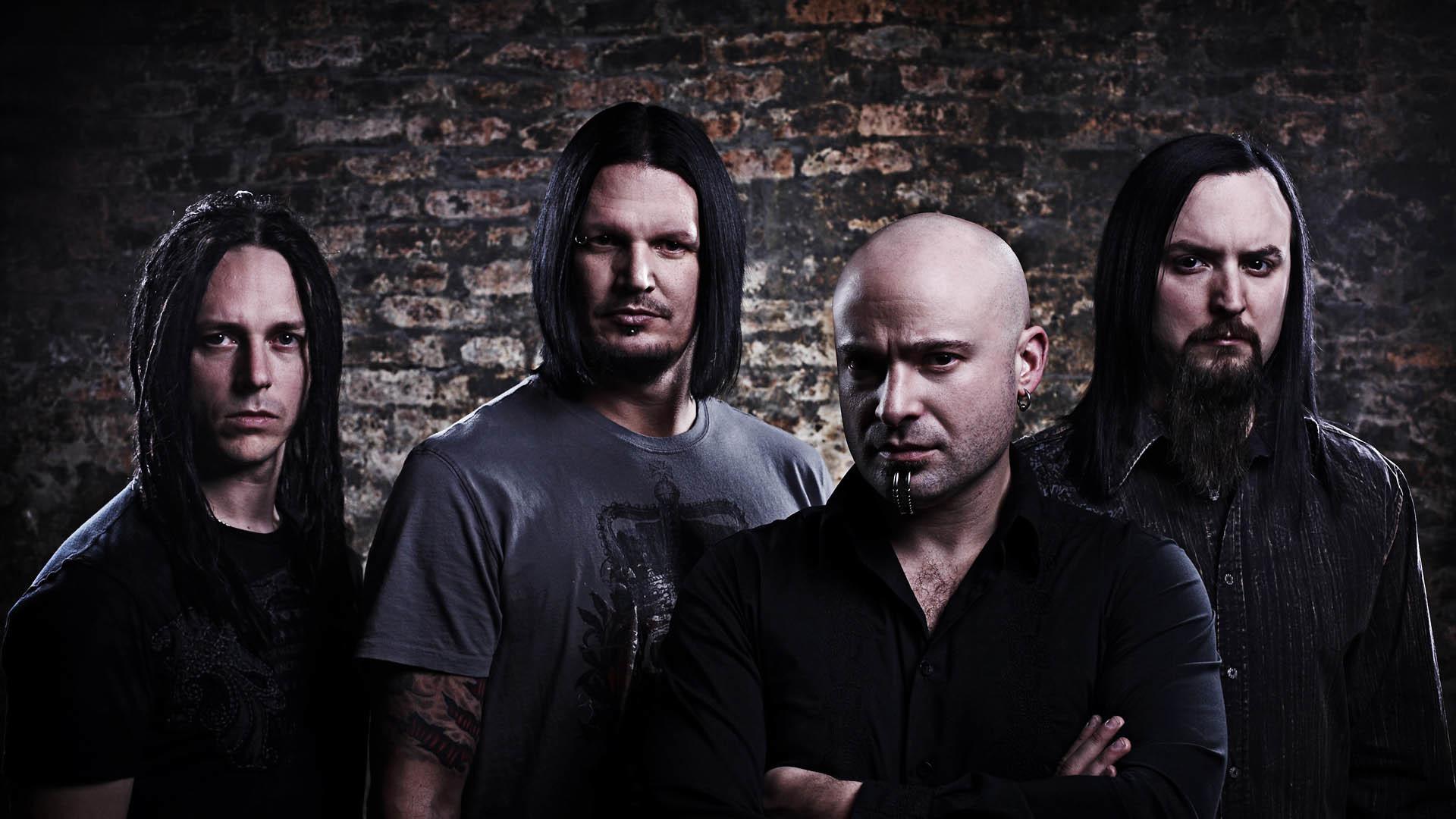 Music – Disturbed Disturbed (Band) Wallpaper