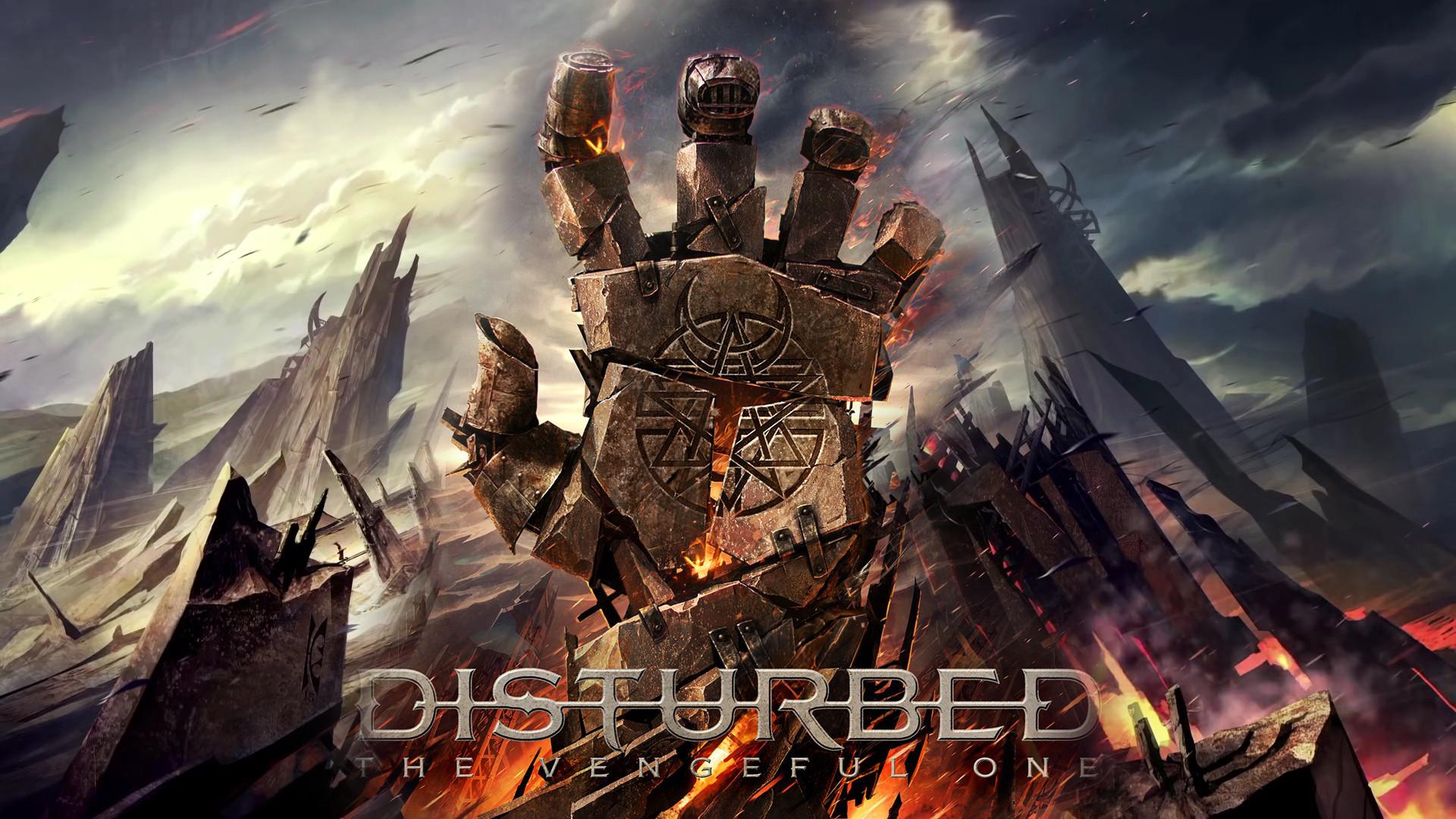 … DISTURBED – The Vengeful One [WALLPAPER] by disturbedkorea