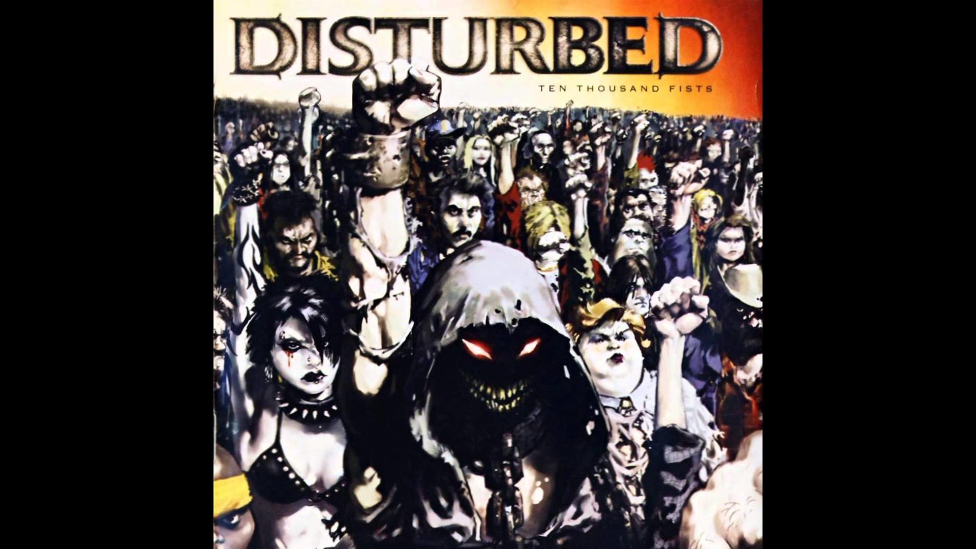 Disturbed – Stricken (HD)