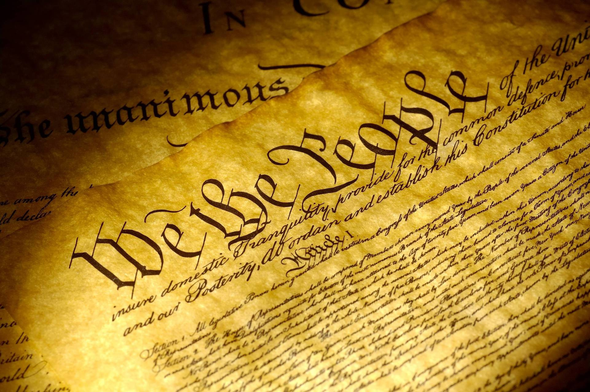 Constitutional conservative