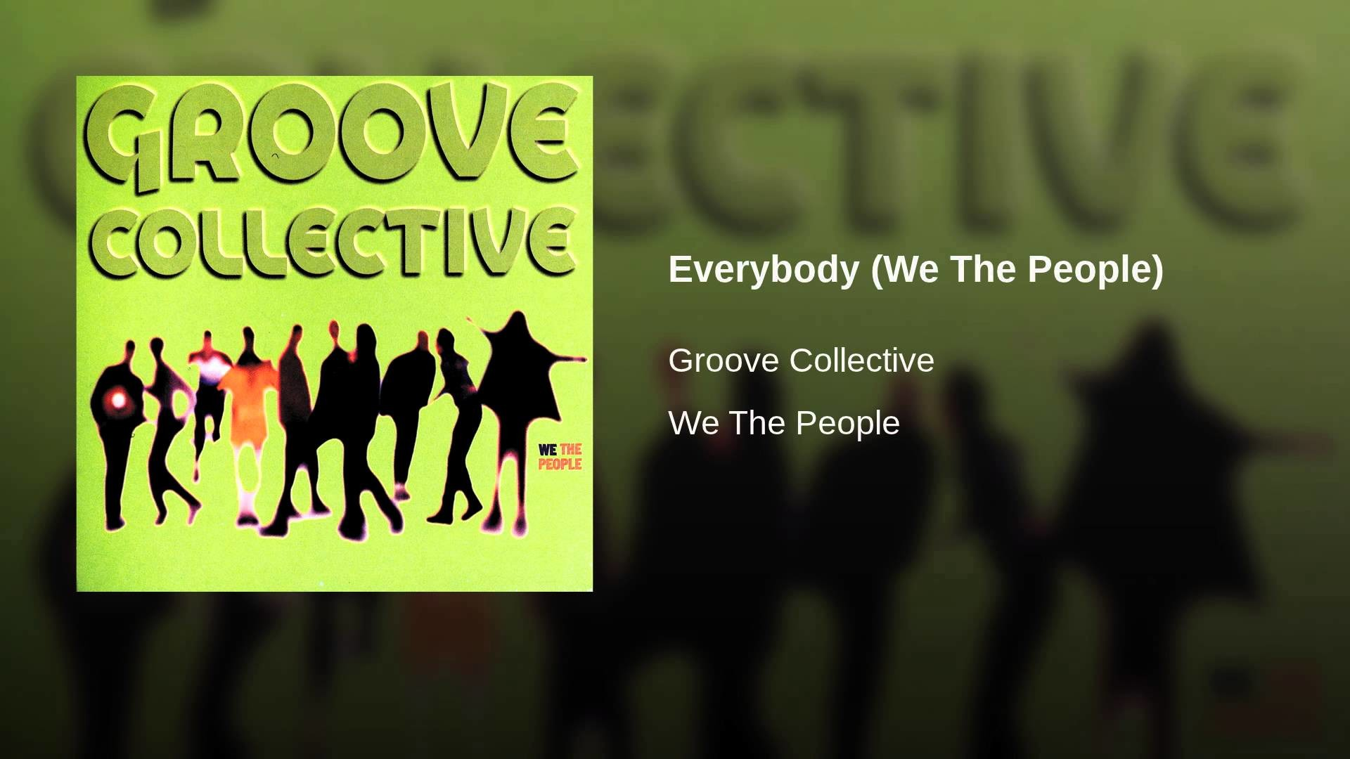 Everybody (We The People)
