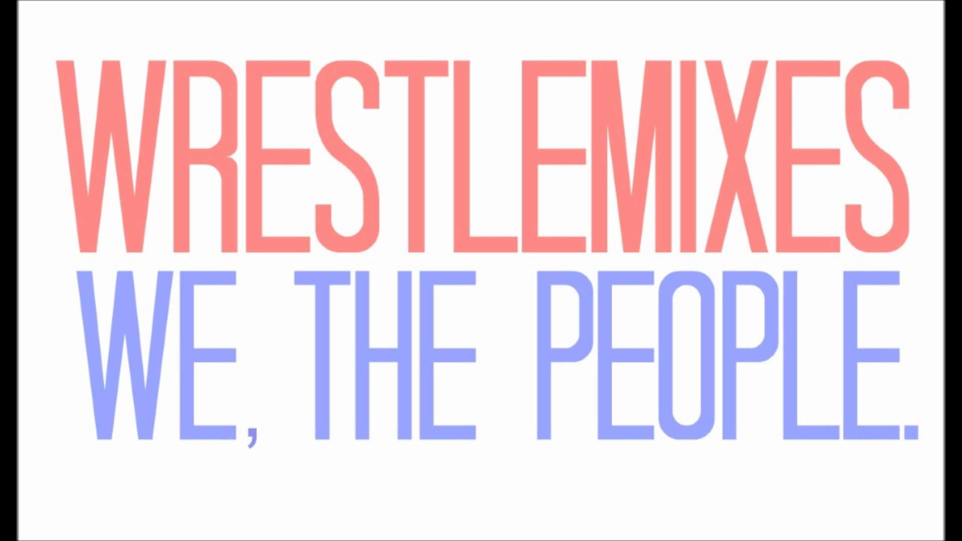 We, The People – Jack Swagger 2013 Theme Remix (WrestleMixes)