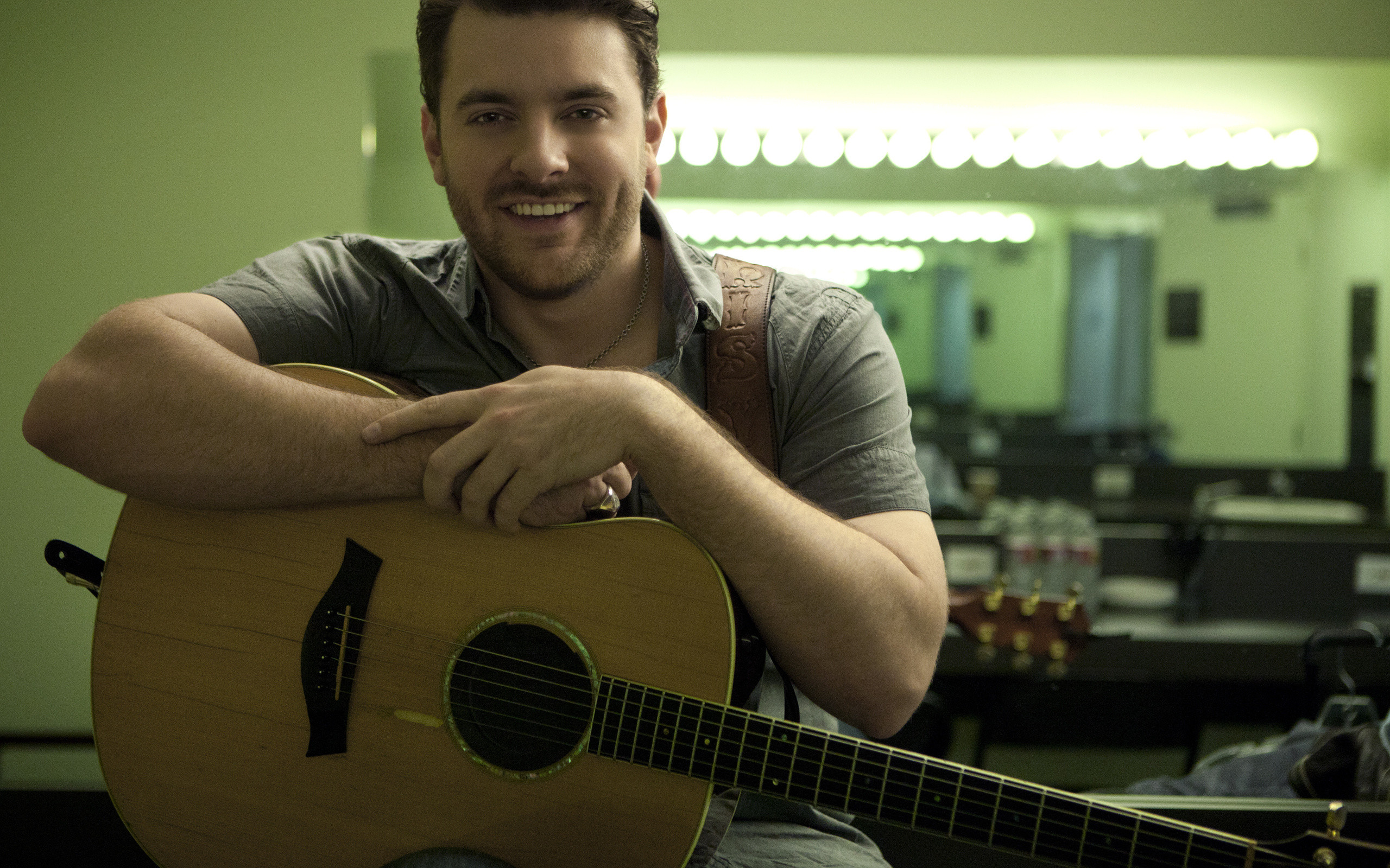 Chris Young, American Singer, Country Music, Guitar, Chris Young Country  Music American