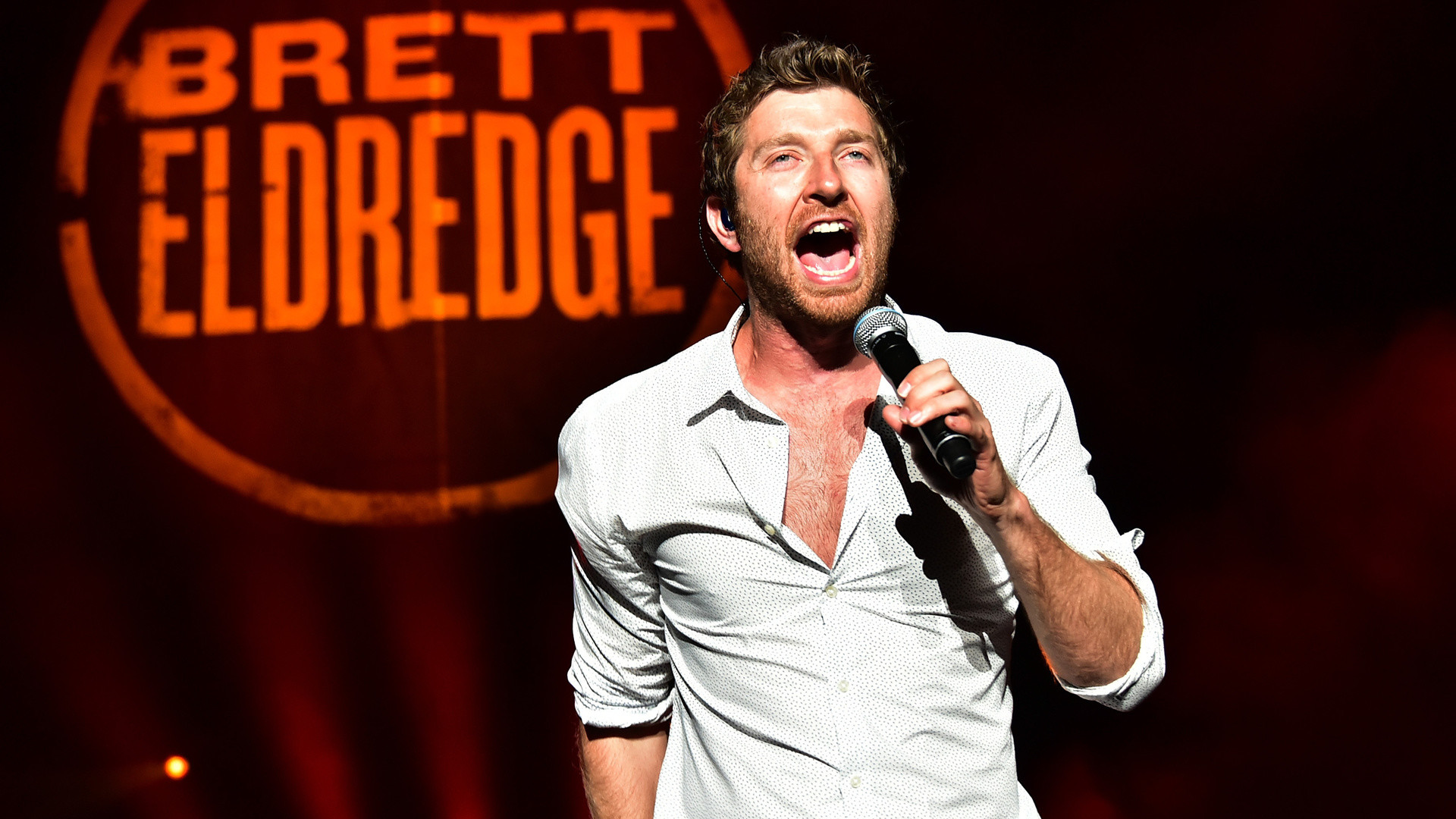 American Singer, Brett Eldredge, Brett Eldredge Country Concert Songs, Country  Music, Music