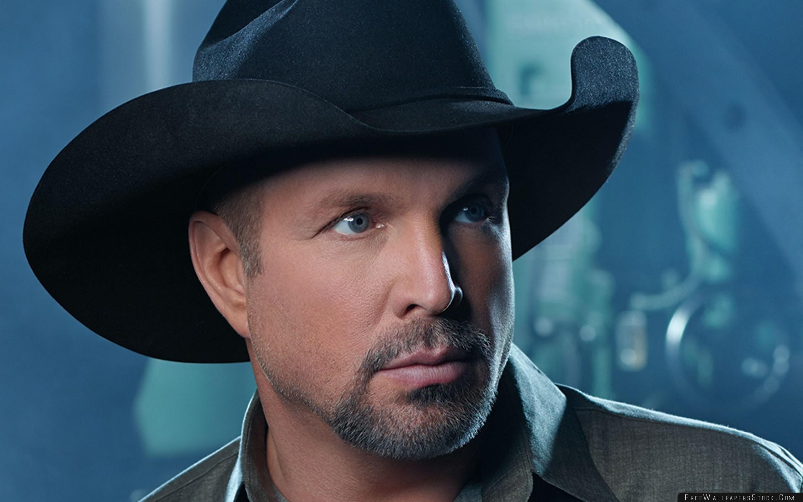 Download Free Wallpaper Garth Brooks Singer Hat Country Music Association  Awards