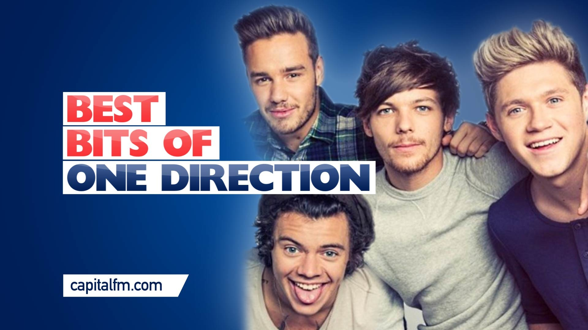 WATCH: One Direction's Best Bits