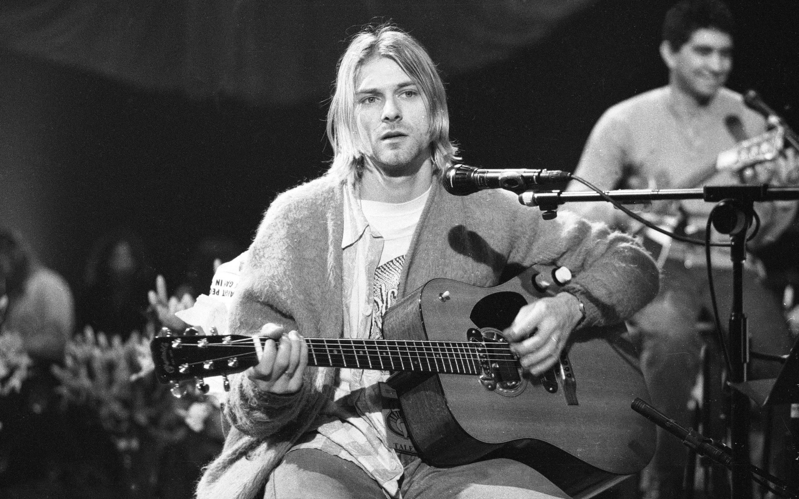 Wallpapers for nirvana widescreen.