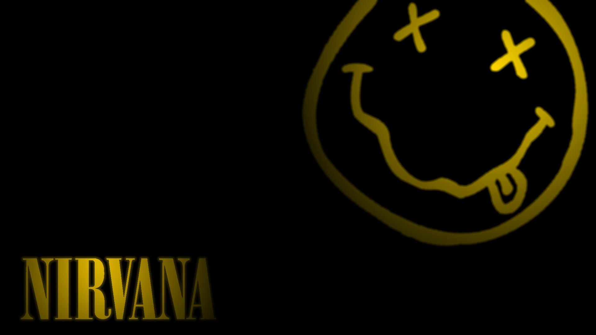 Nirvana Wallpaper Smiley Logo by TheJariZ on DeviantArt