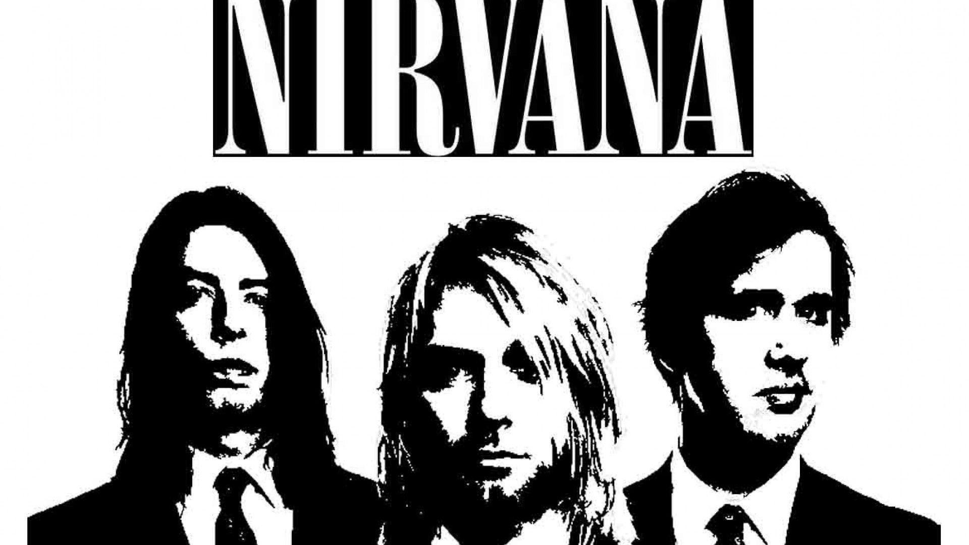 Nirvana Wallpaper Desktop HD picture • iPhones Wallpapers