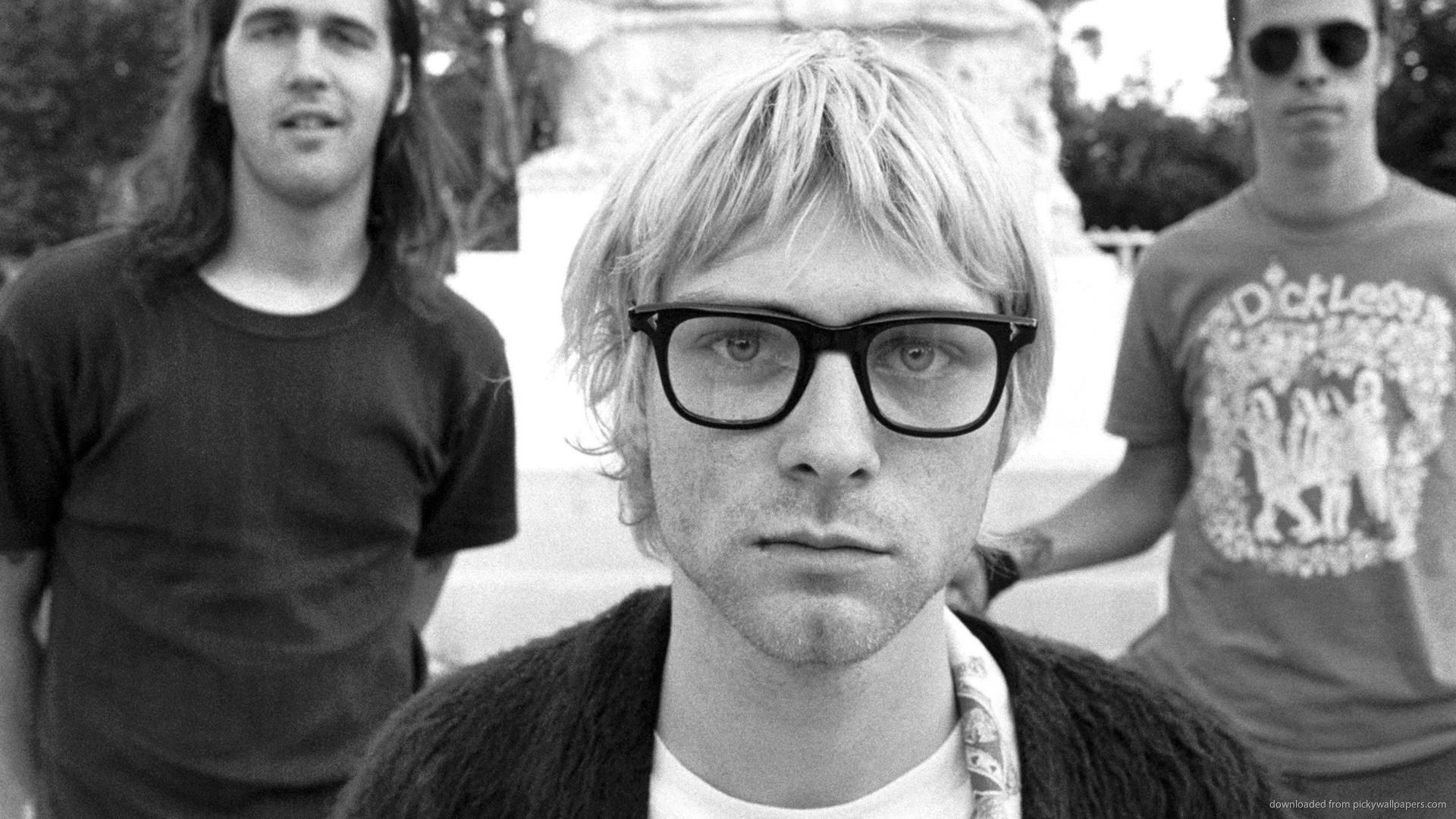 Nirvana Nerd Glasses picture
