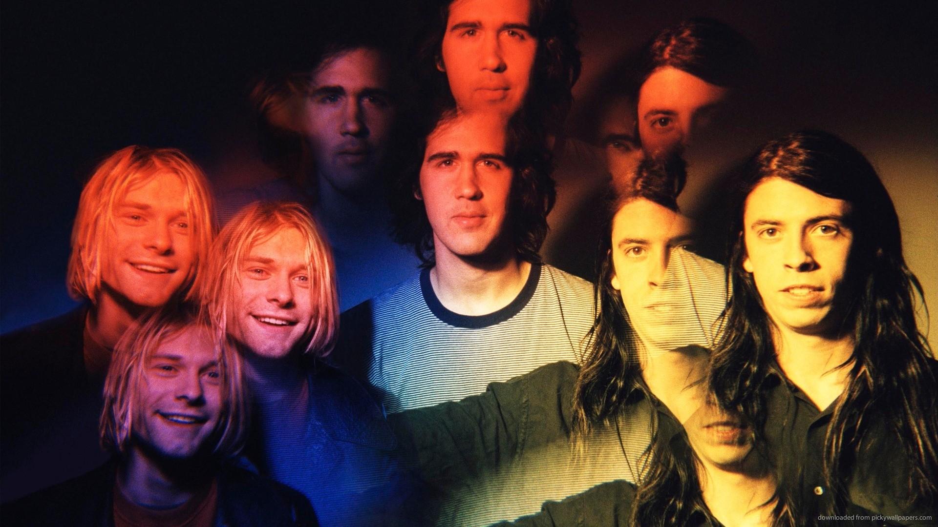 Nirvana Kaleidoscope picture