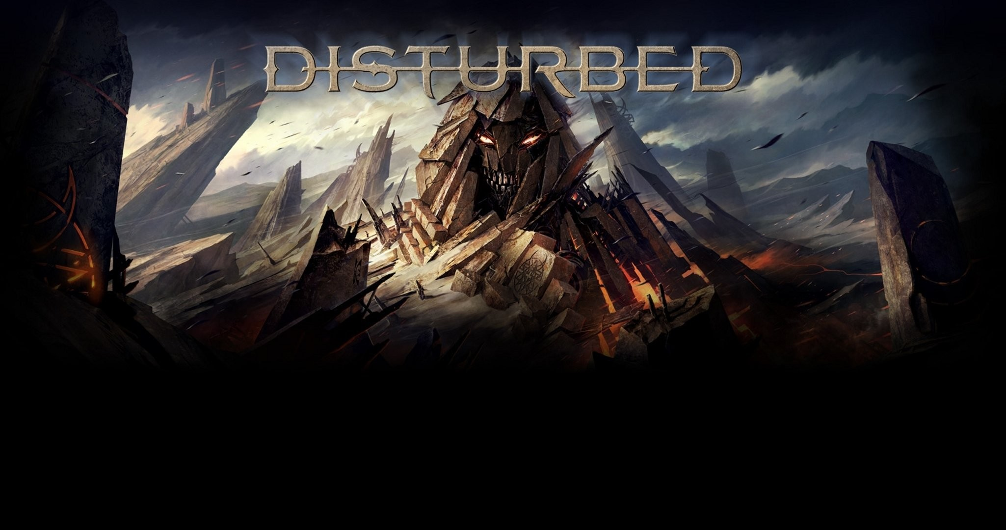 disturbed immortalized the vengeful one HD wallpaper
