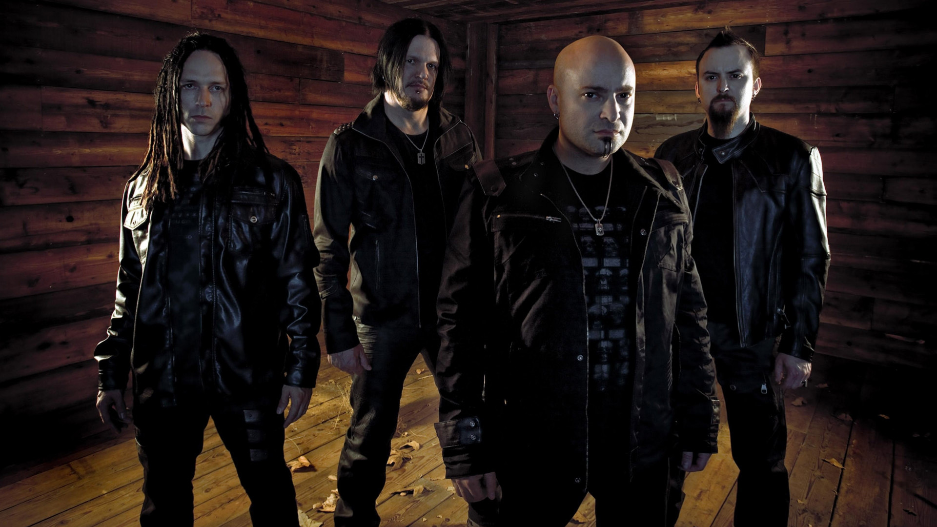 Disturbed Announce 2016 Australian Arena Tour