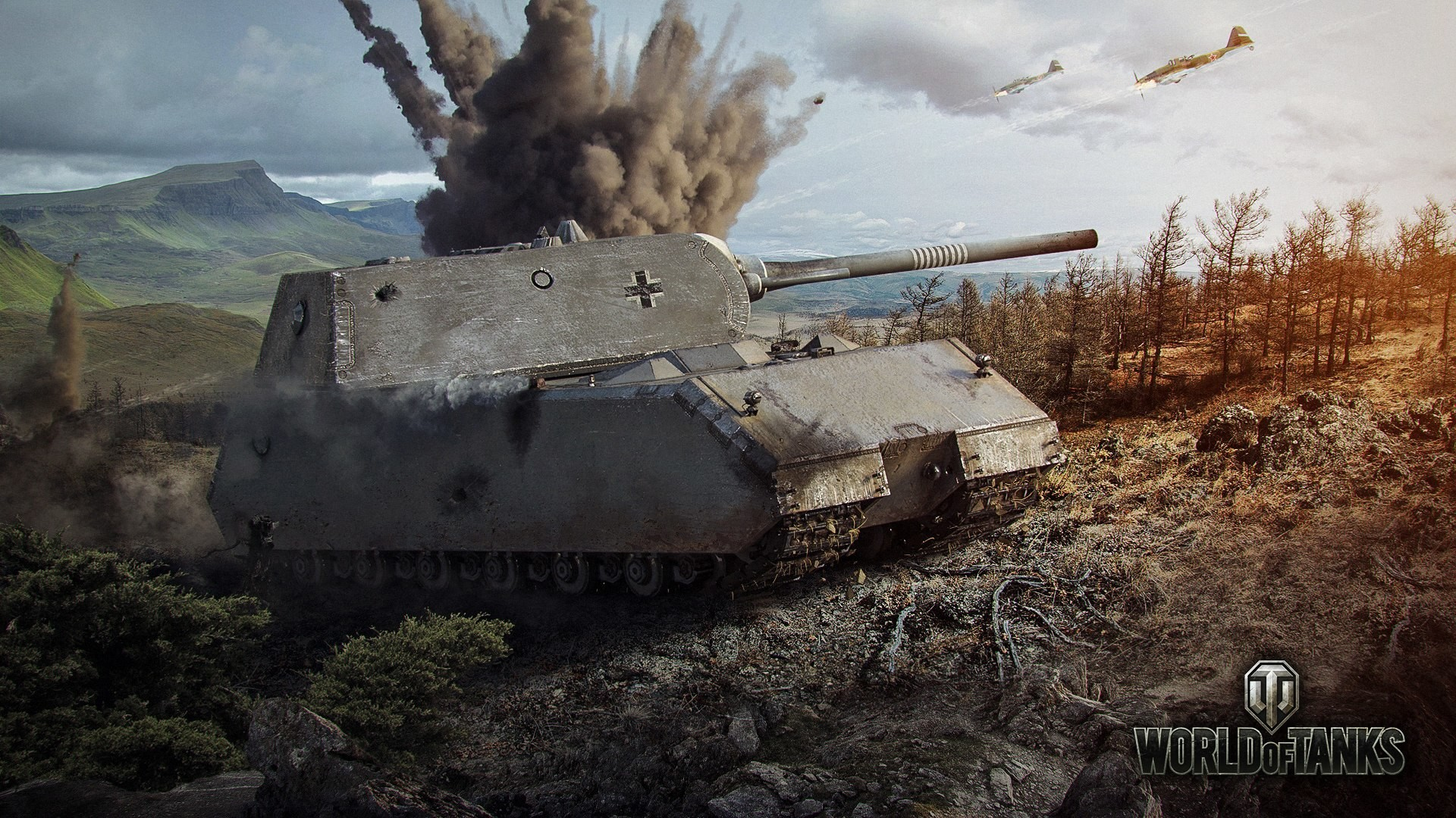 Pics for Gt World Of Tanks American Wallpaper 1920x1080px