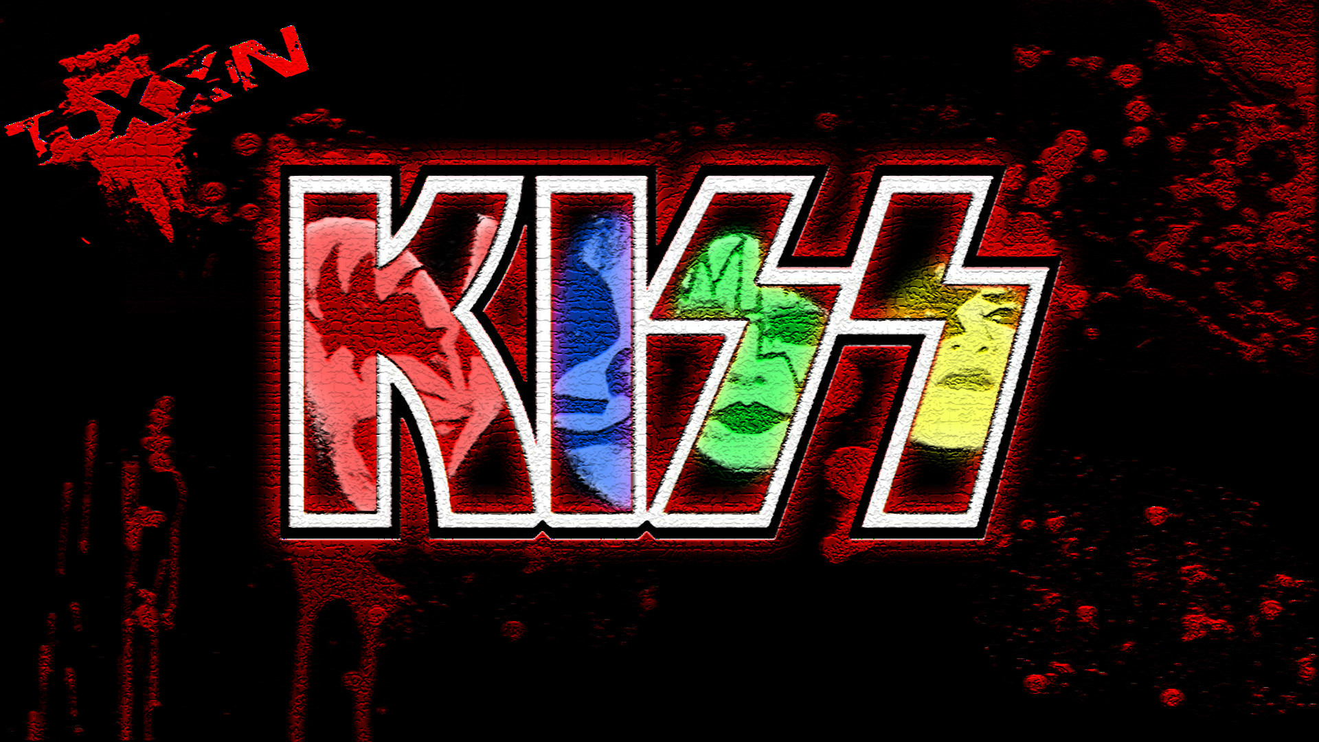 KISS Wallpaper https://freewallpaperspot.com/wallpapers/kiss-wallpaper-