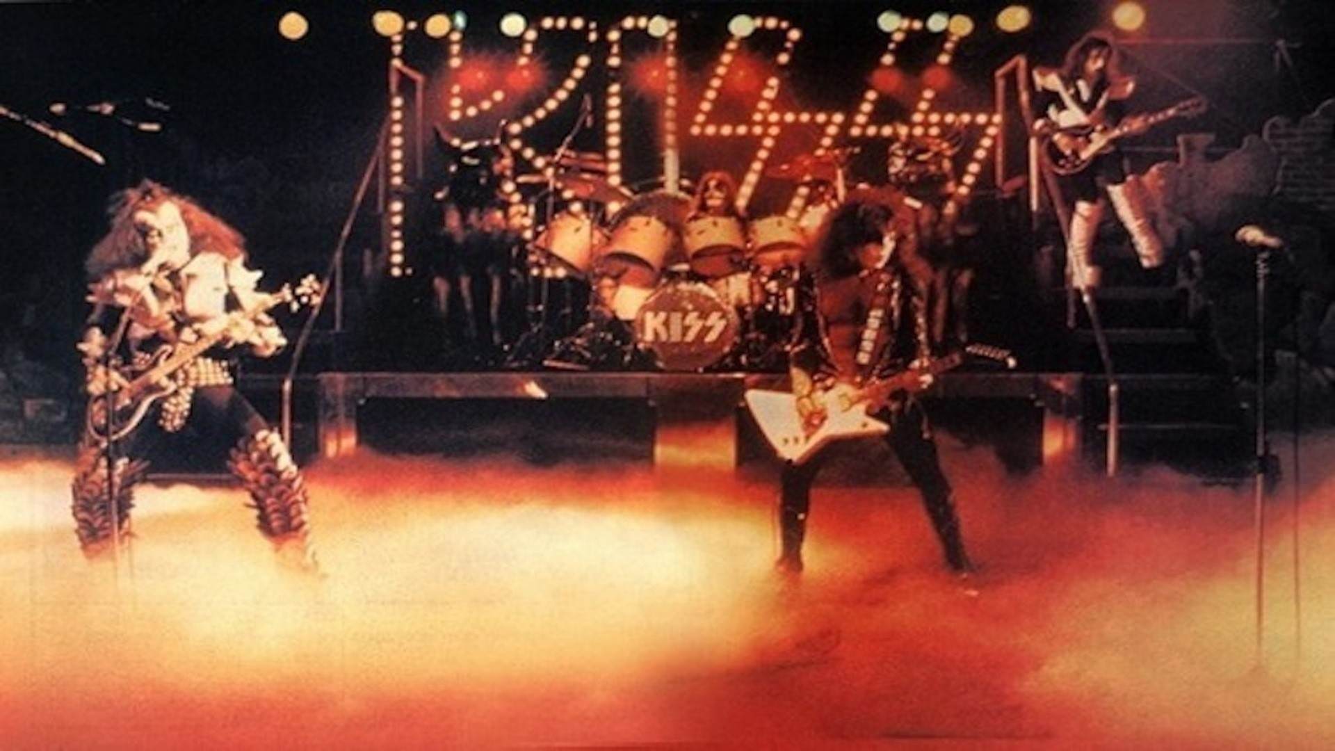 Kiss Rock and Roll Over Tour