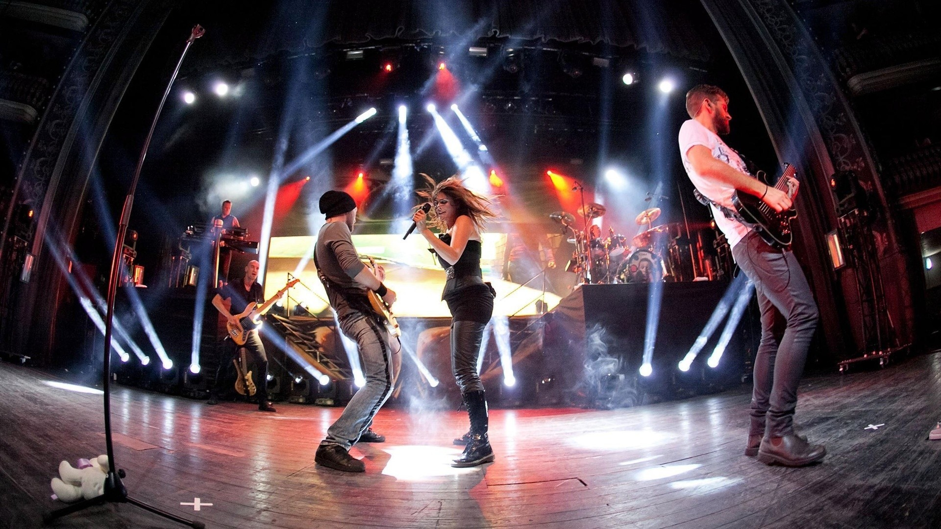 Full HD Within Temptation wallpaper Band Live