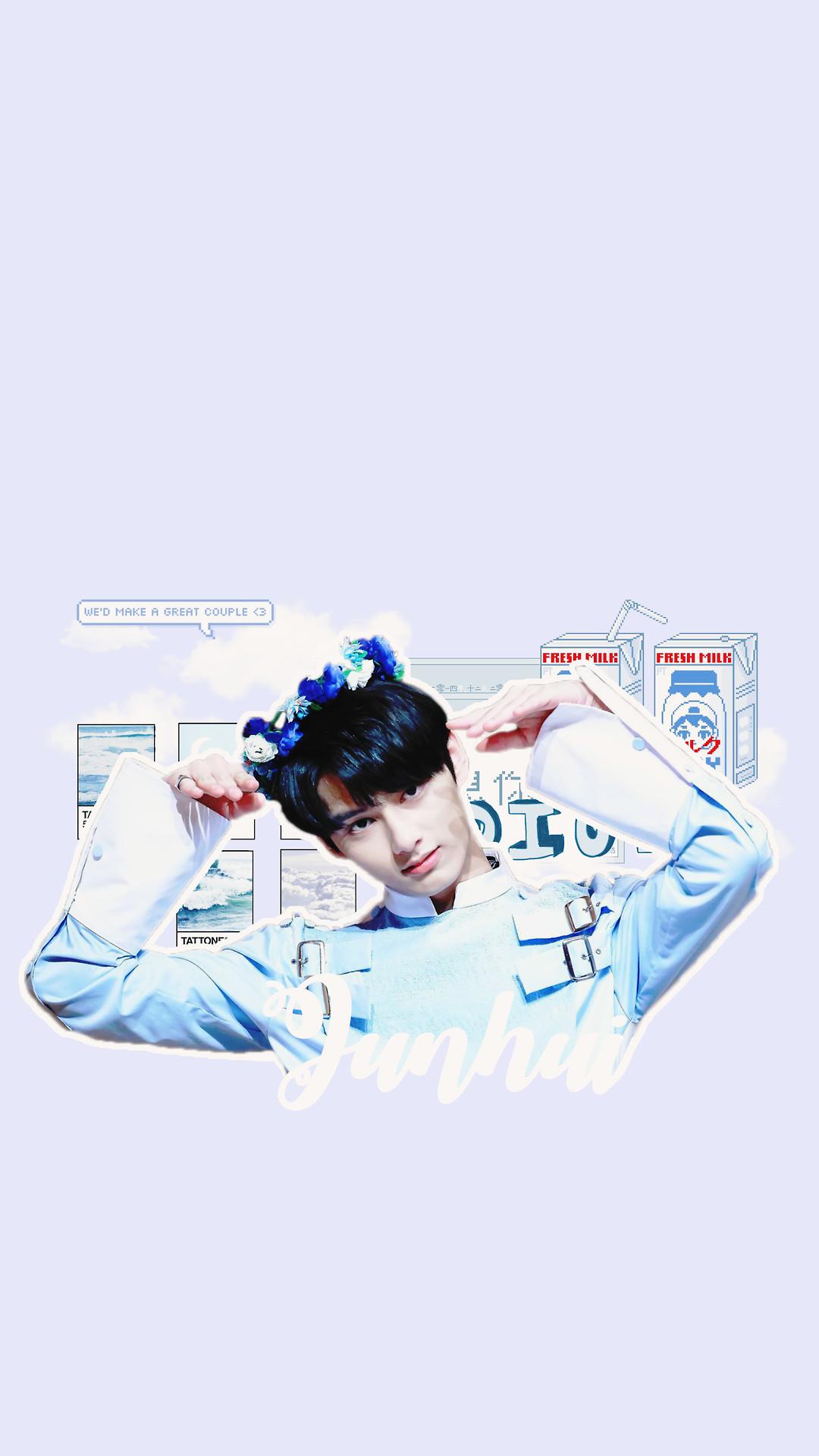 jun lockscreens seventeen wallpapers kpop locks jun wallpapers seventeen  locks pastel locks jun locks seventeen lockscreens