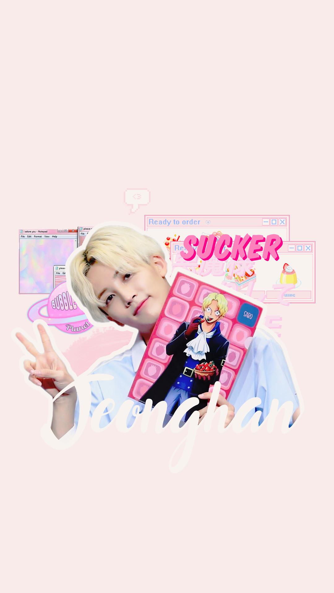 jeonghan locks seventeen locks kpop locks jeonghan pastel jeonghan  wallpapers jeonghan lockscreens seventeen lockscreens seventeen wallpapers