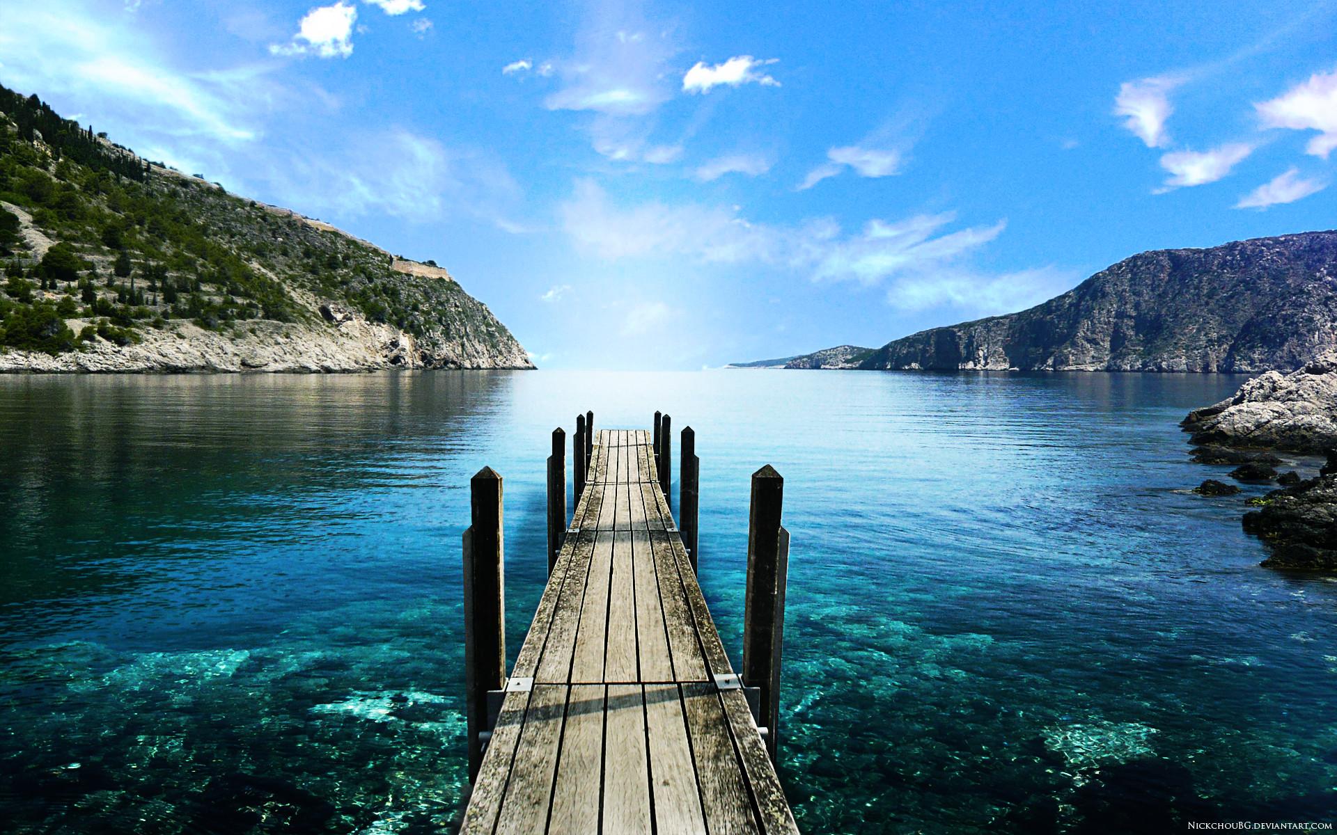Natural Motivation: Dream Vacation Destinations