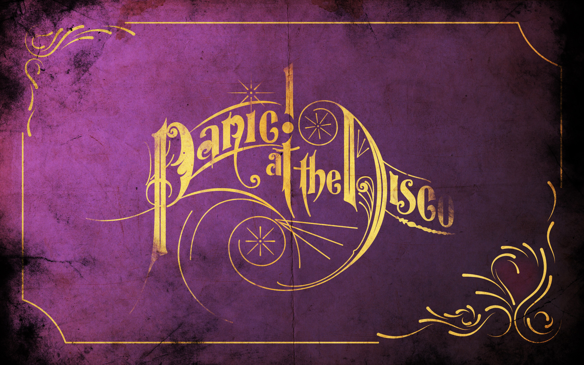 Panic at The Disco Wallpaper