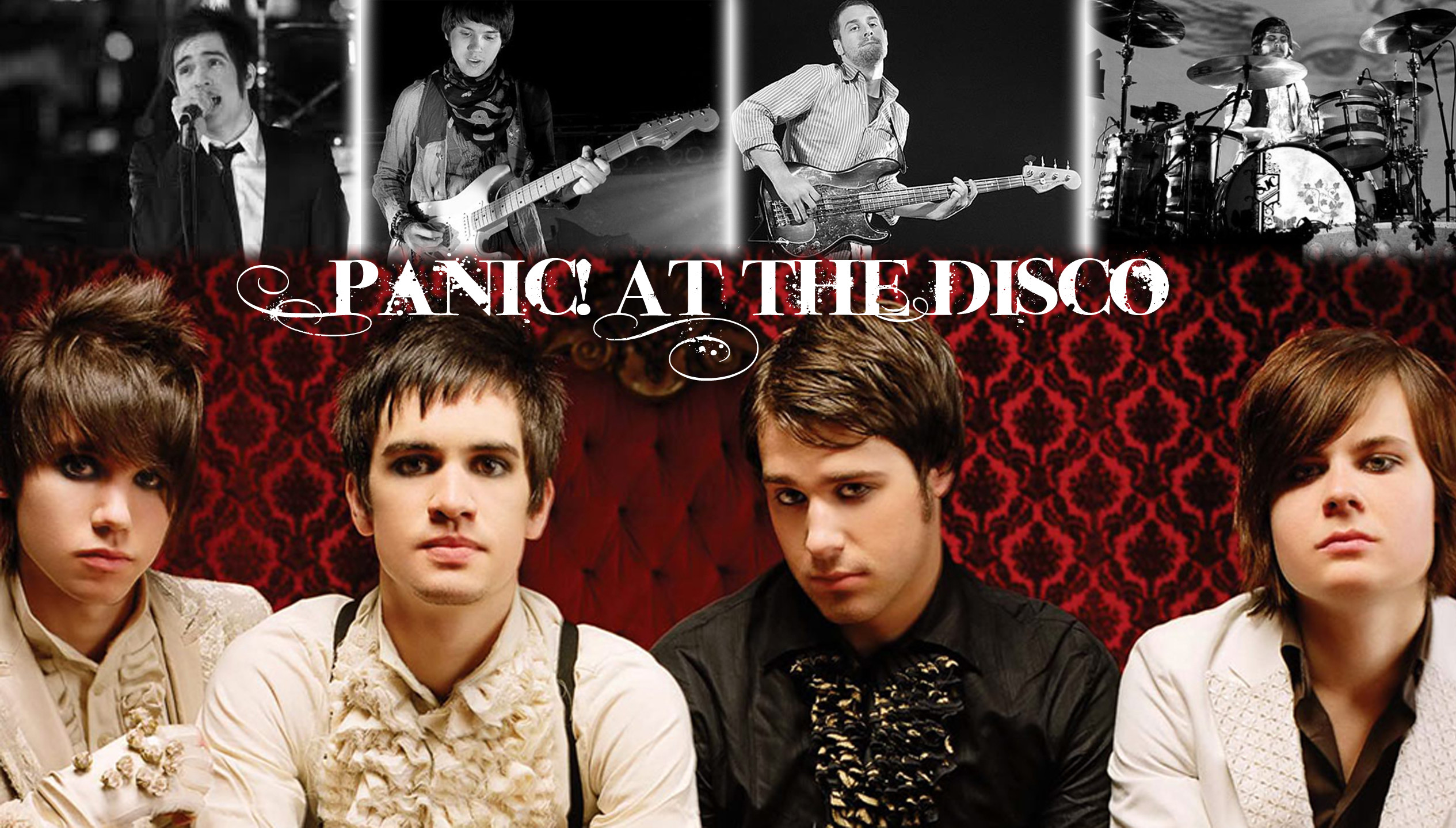… Panic At The Disco wallpaper by clicheclad